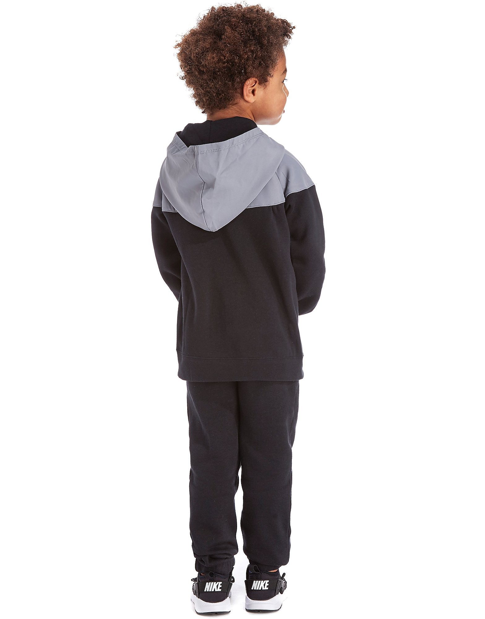 Nike Hybrid Full Zip Tracksuit Children