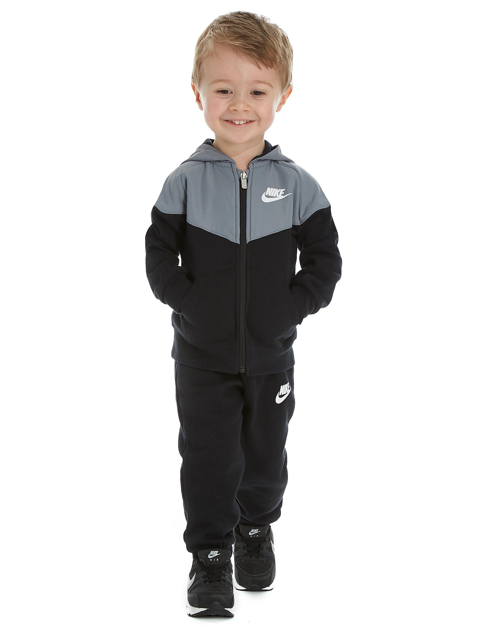 Nike Hybrid Full Zip Tracksuit Infant
