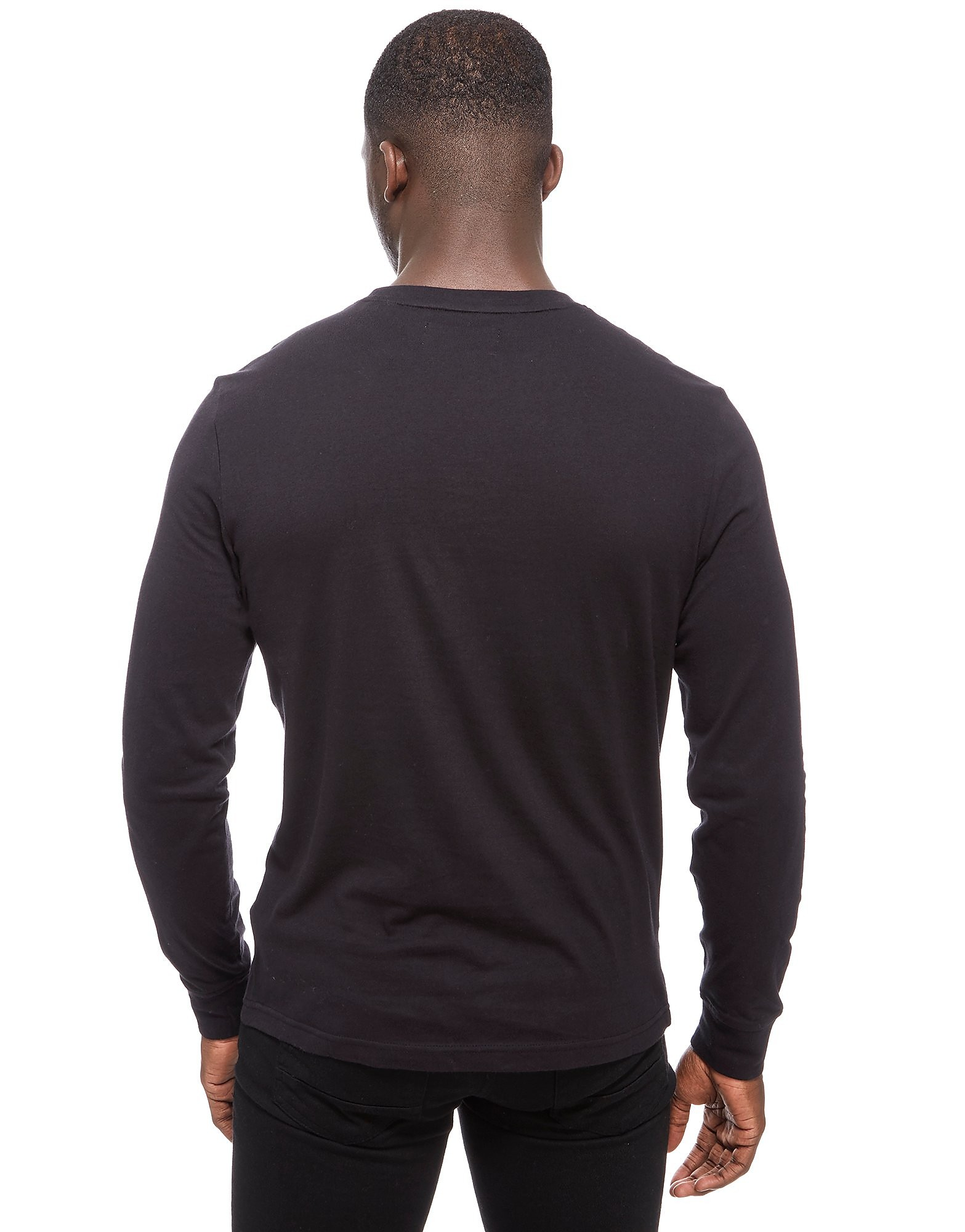 Original Penguin Core Logo Long Sleeve T-Shirt