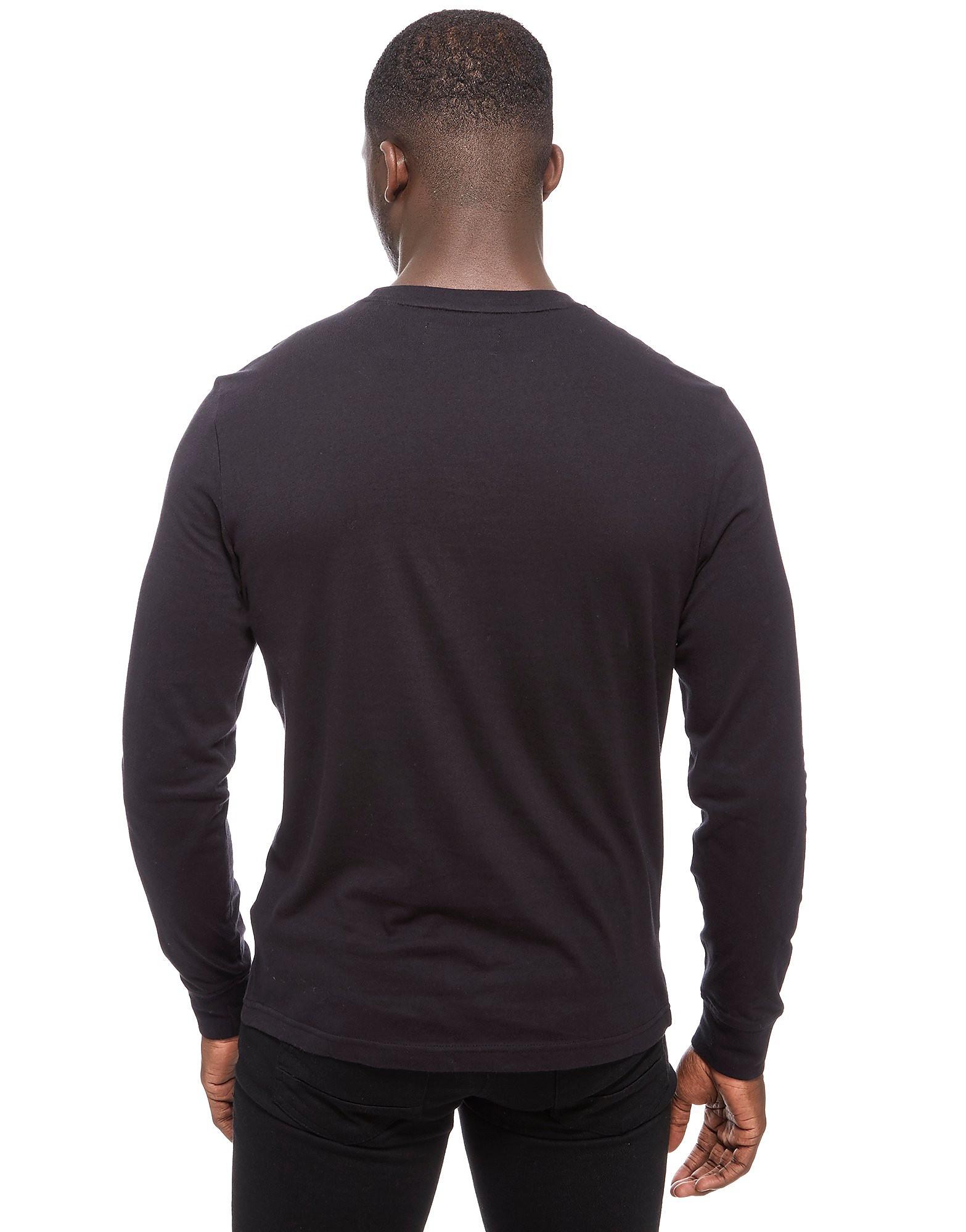 Original Penguin Core Logo Long Sleeve T-Shirt