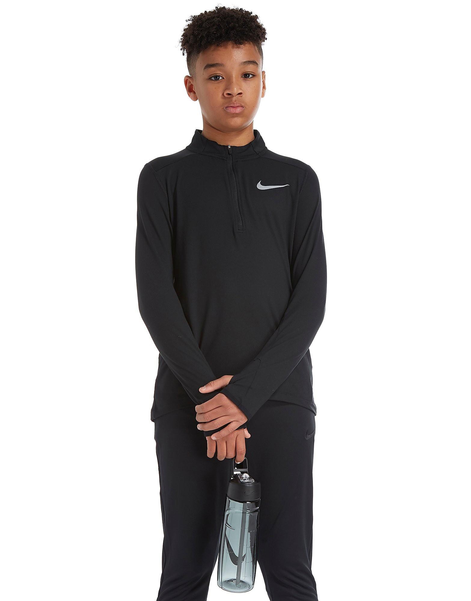Nike Haut Element Junior - noir, noir