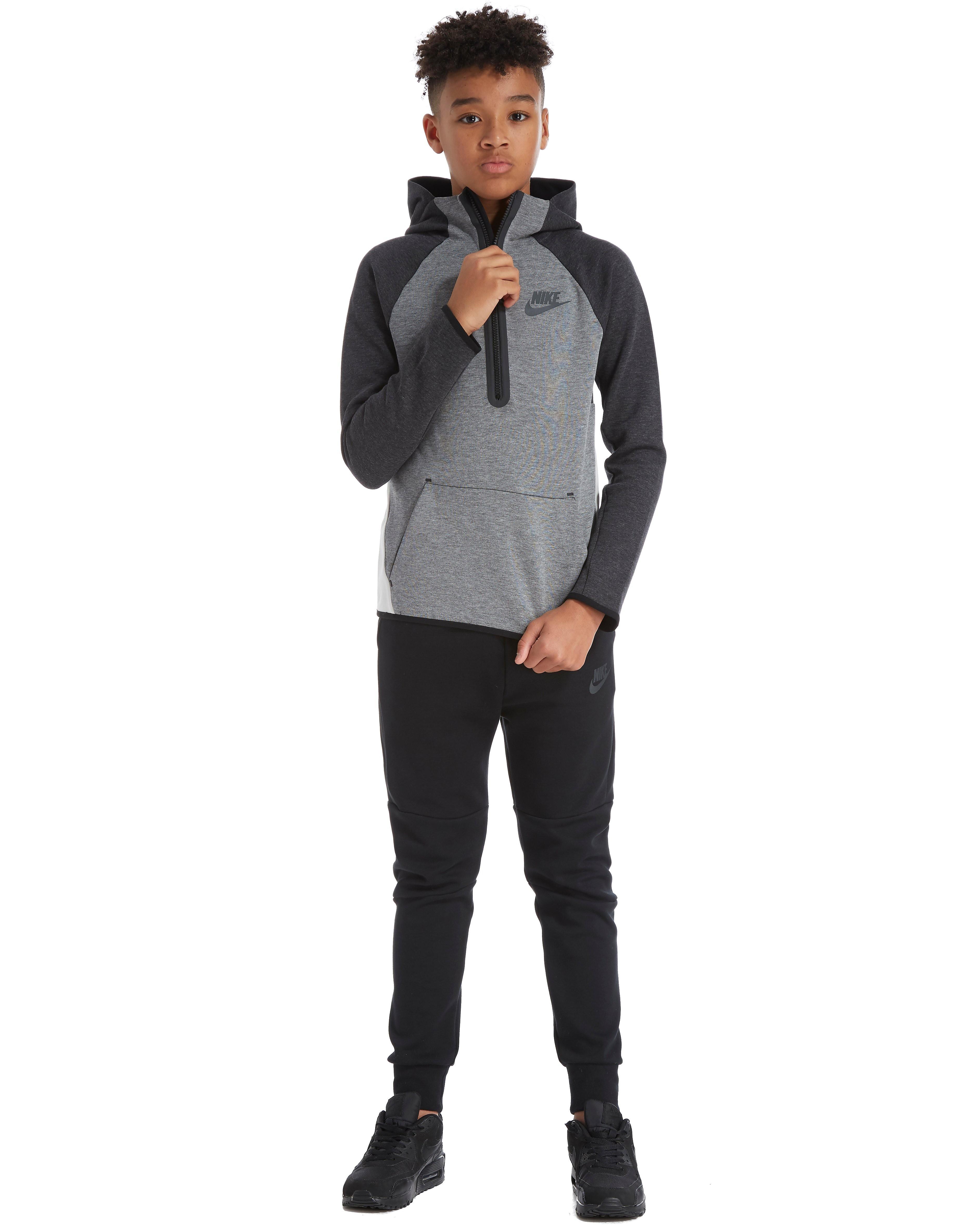 Nike Tech 1/4 Zip Hoodie Junior