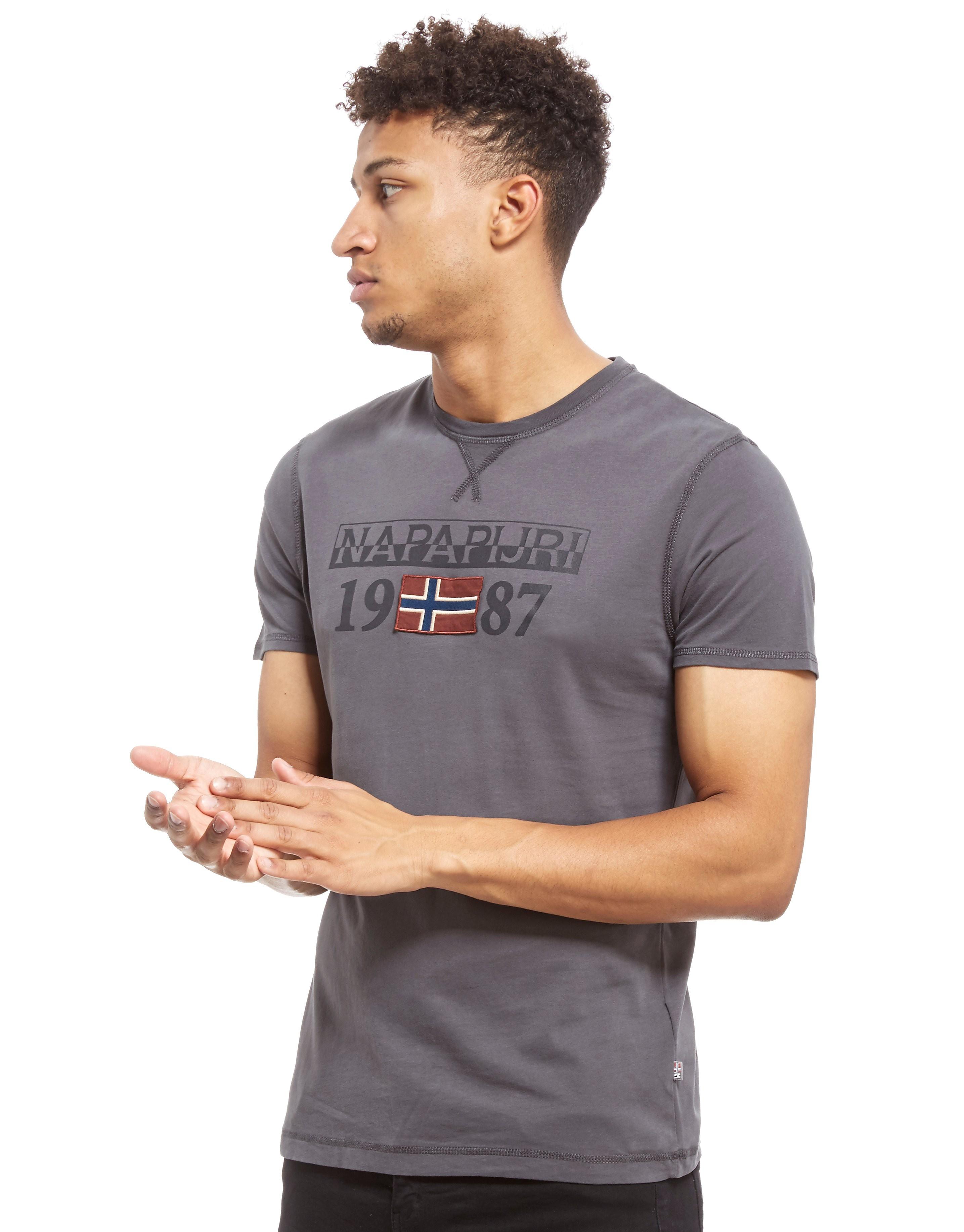 Napapijri Core Logo T-Shirt Heren