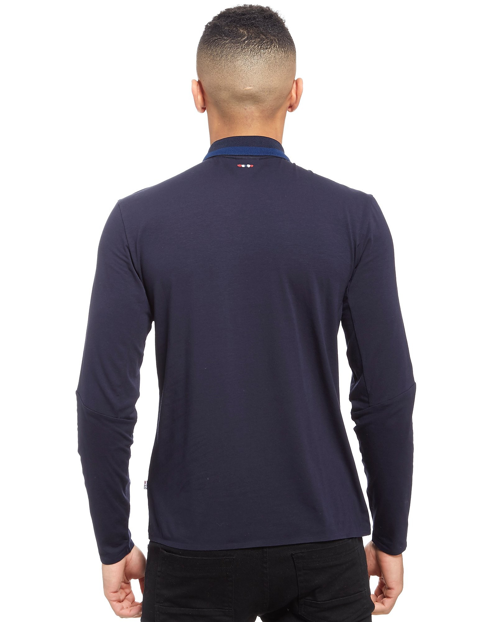 Napapijri Elim Long Sleeve Polo Shirt