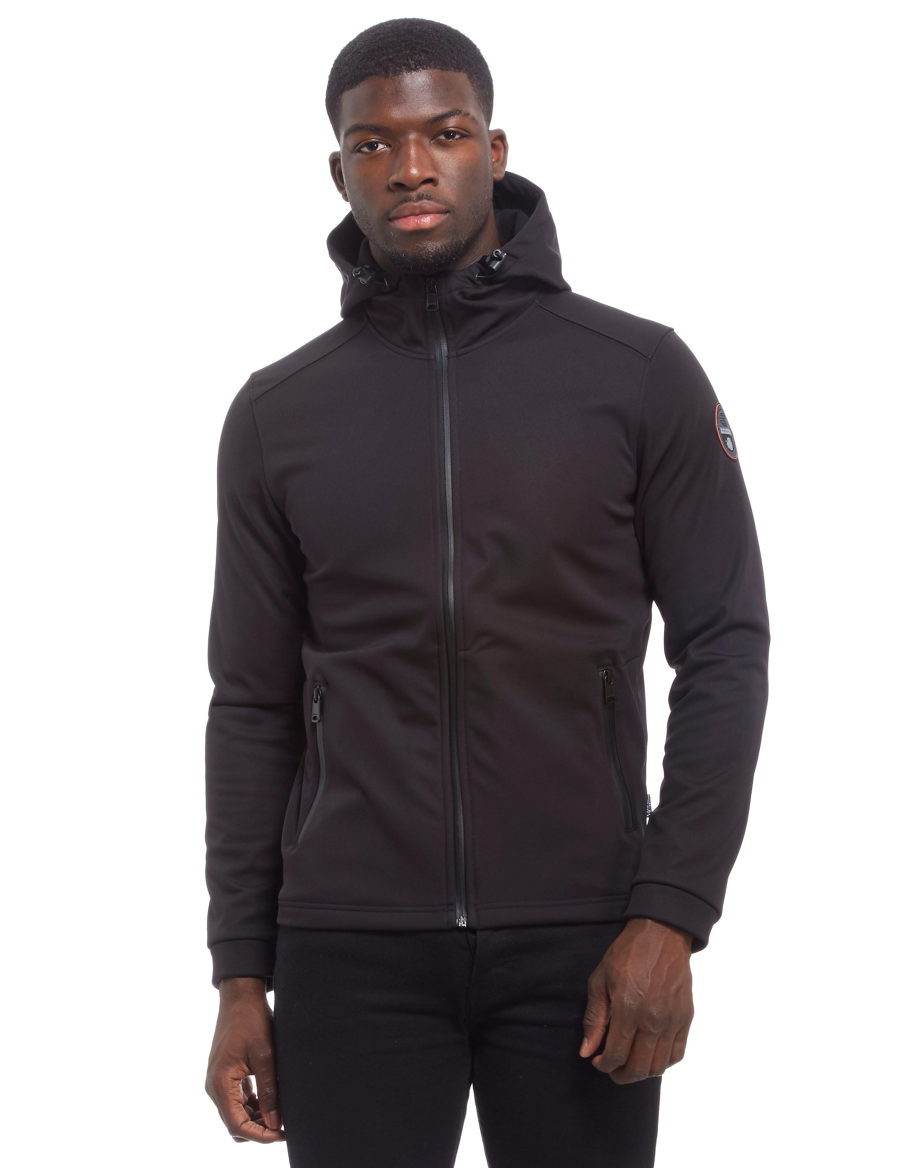 Napapijri Addison Soft Shell Hooded Jacket