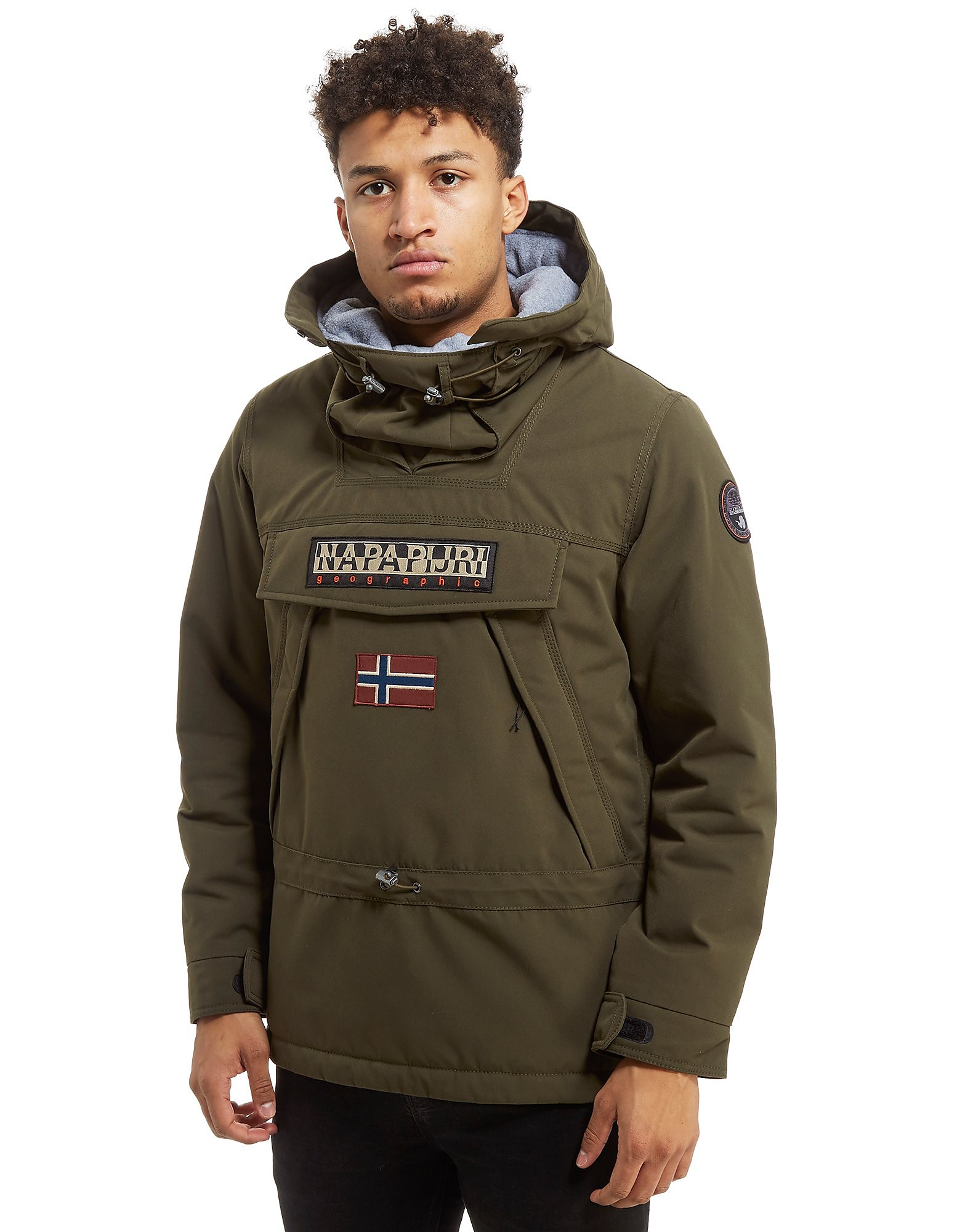 Napapijri Overhead Hooded Jacket