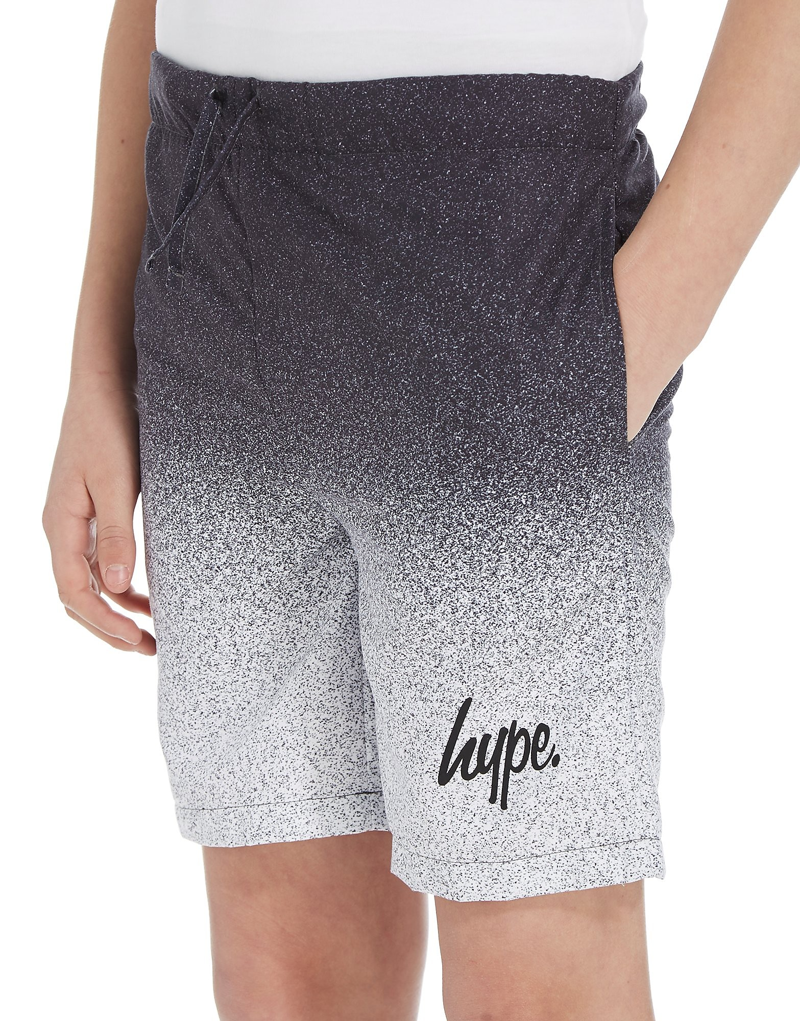 Hype Speckle Swim Shorts Junior - noir, noir