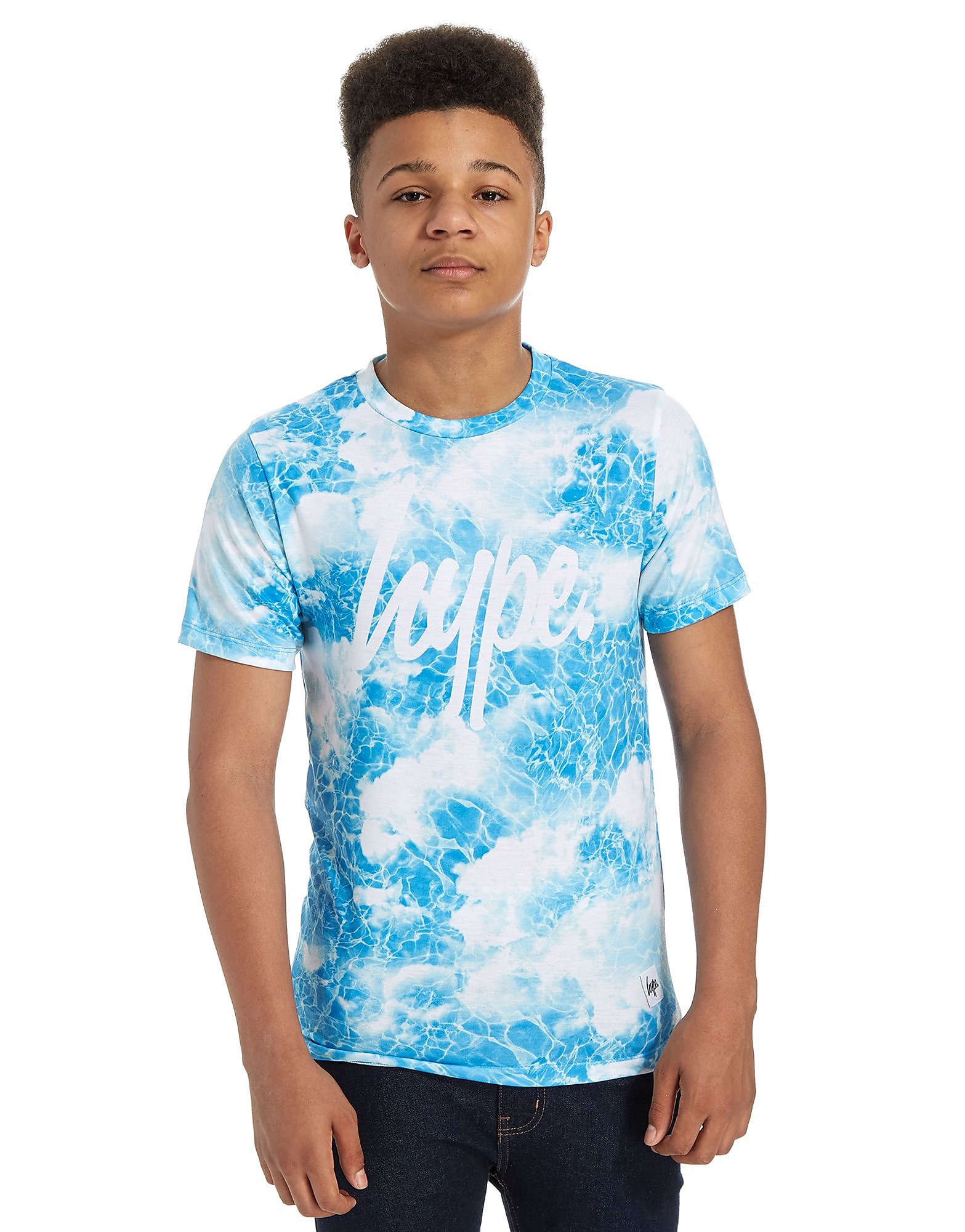 Hype Pool Cloud T-Shirt Junior