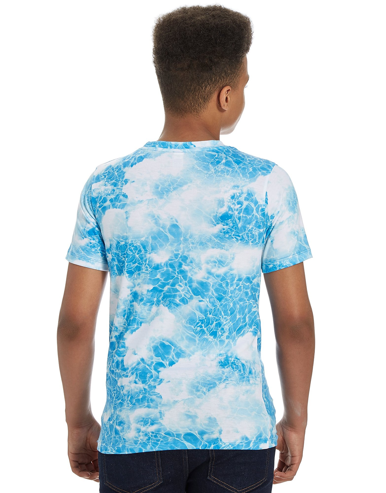 Hype Pool Cloud T-Shirt Junior