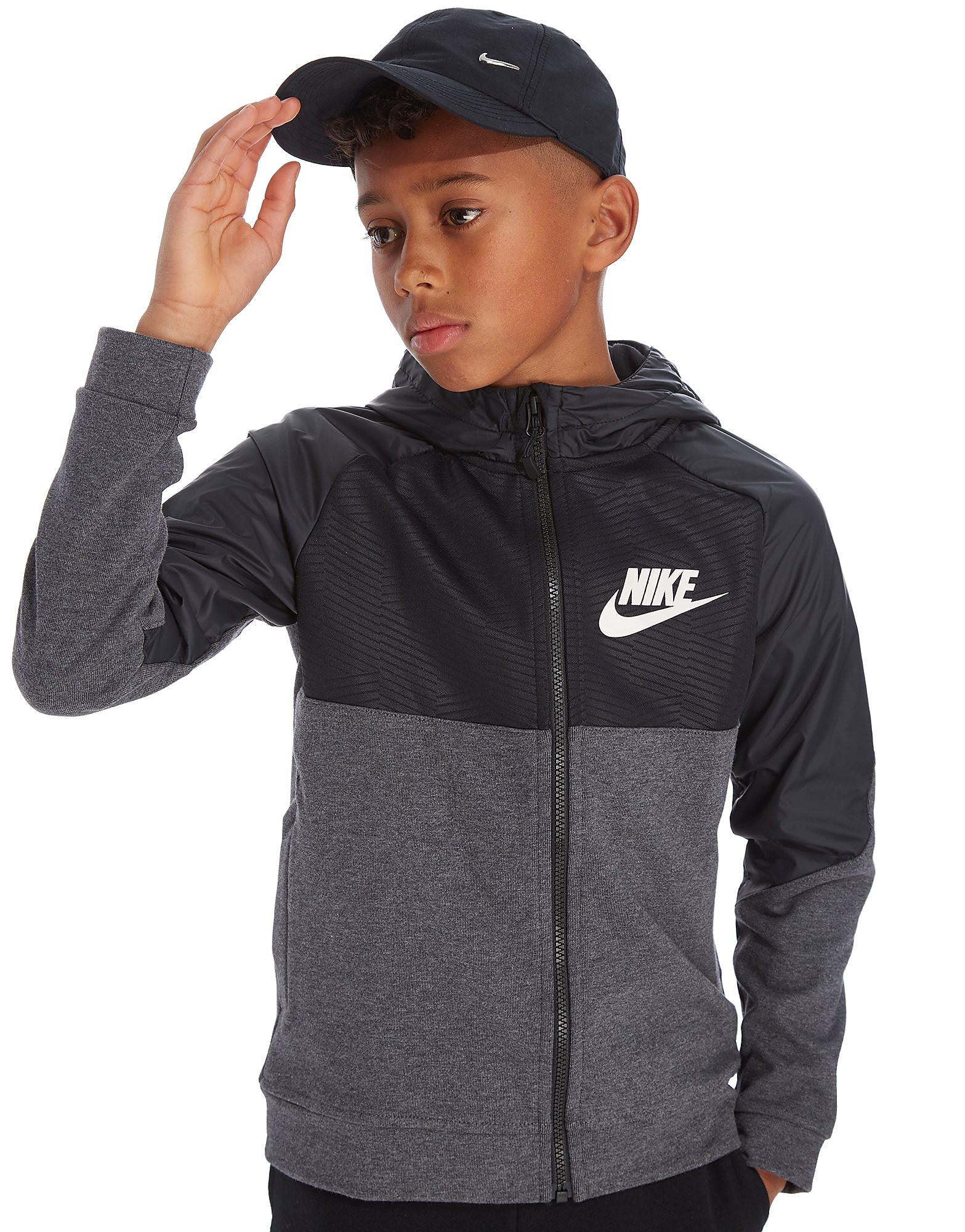 Nike Advance Winter Full Zip Hoodie Junior
