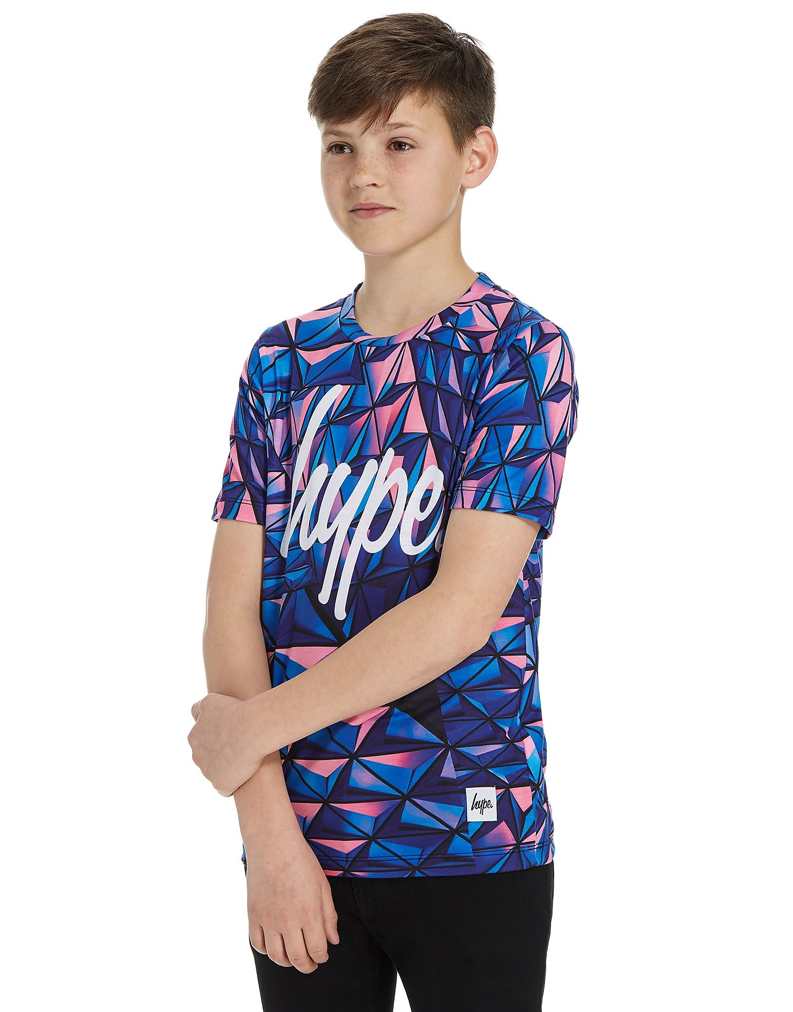 Hype Pyramid T-Shirt Junior