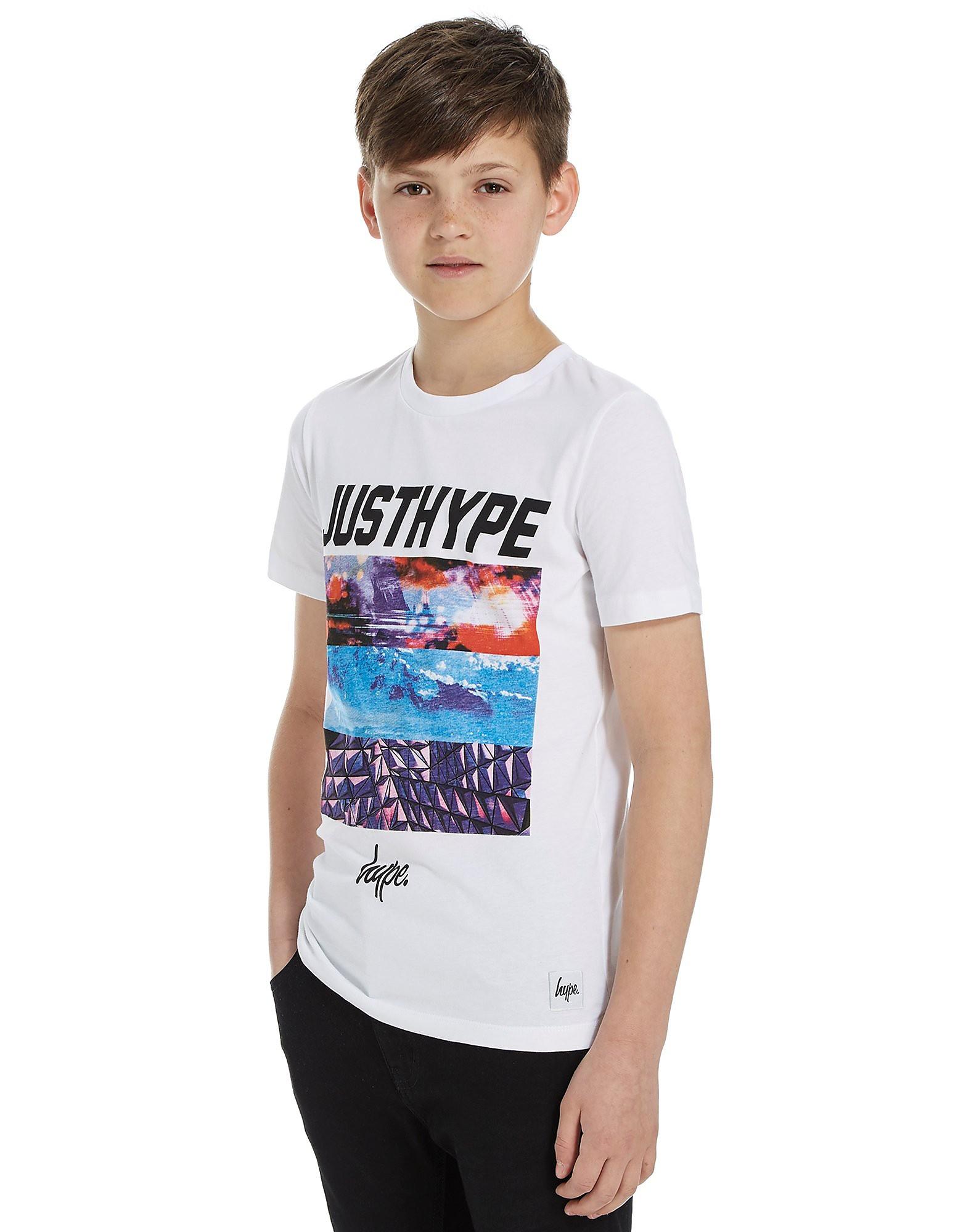 Hype Three Step T-Shirt Junior