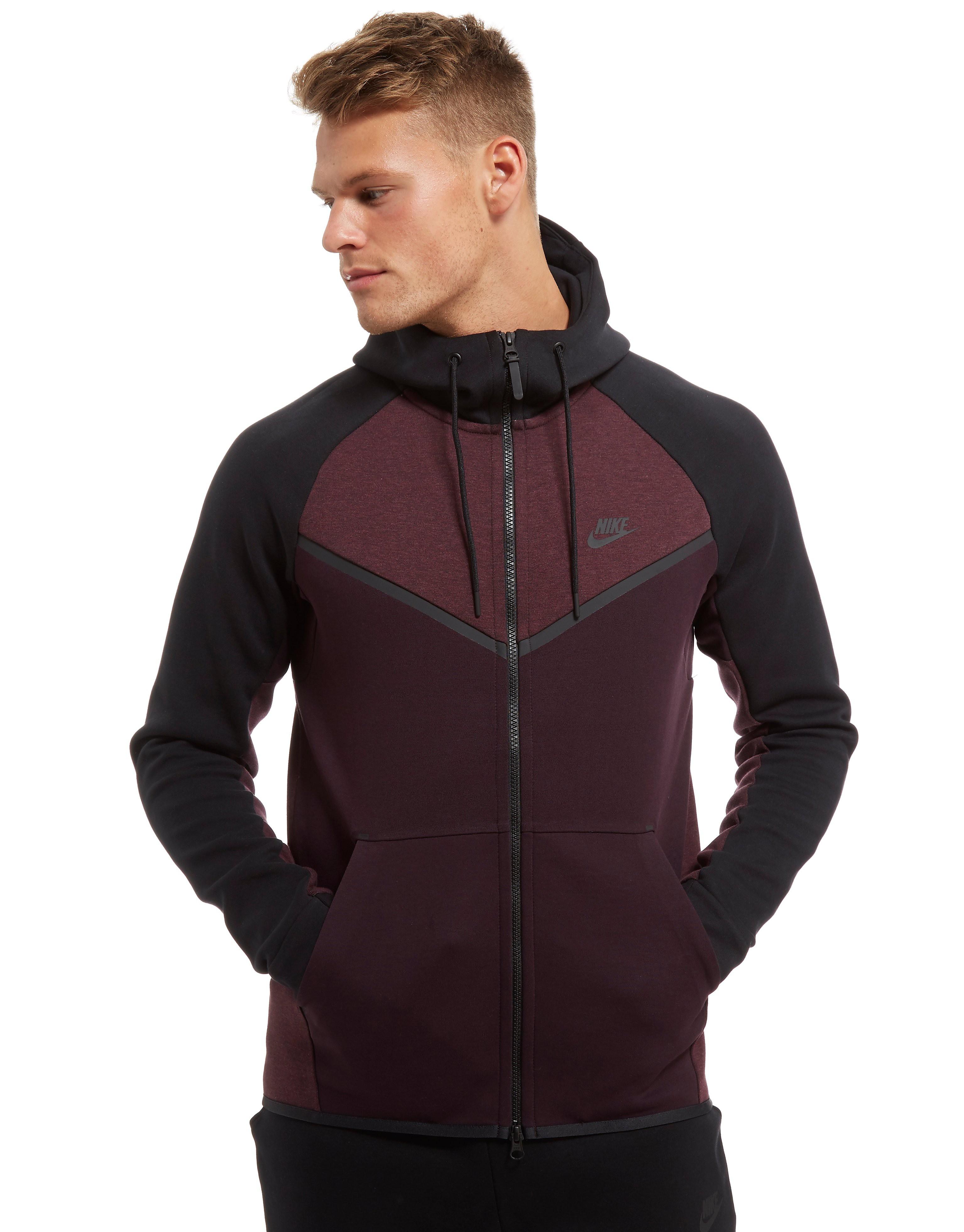 Nike Tech Fleece Windbreaker Hoodie