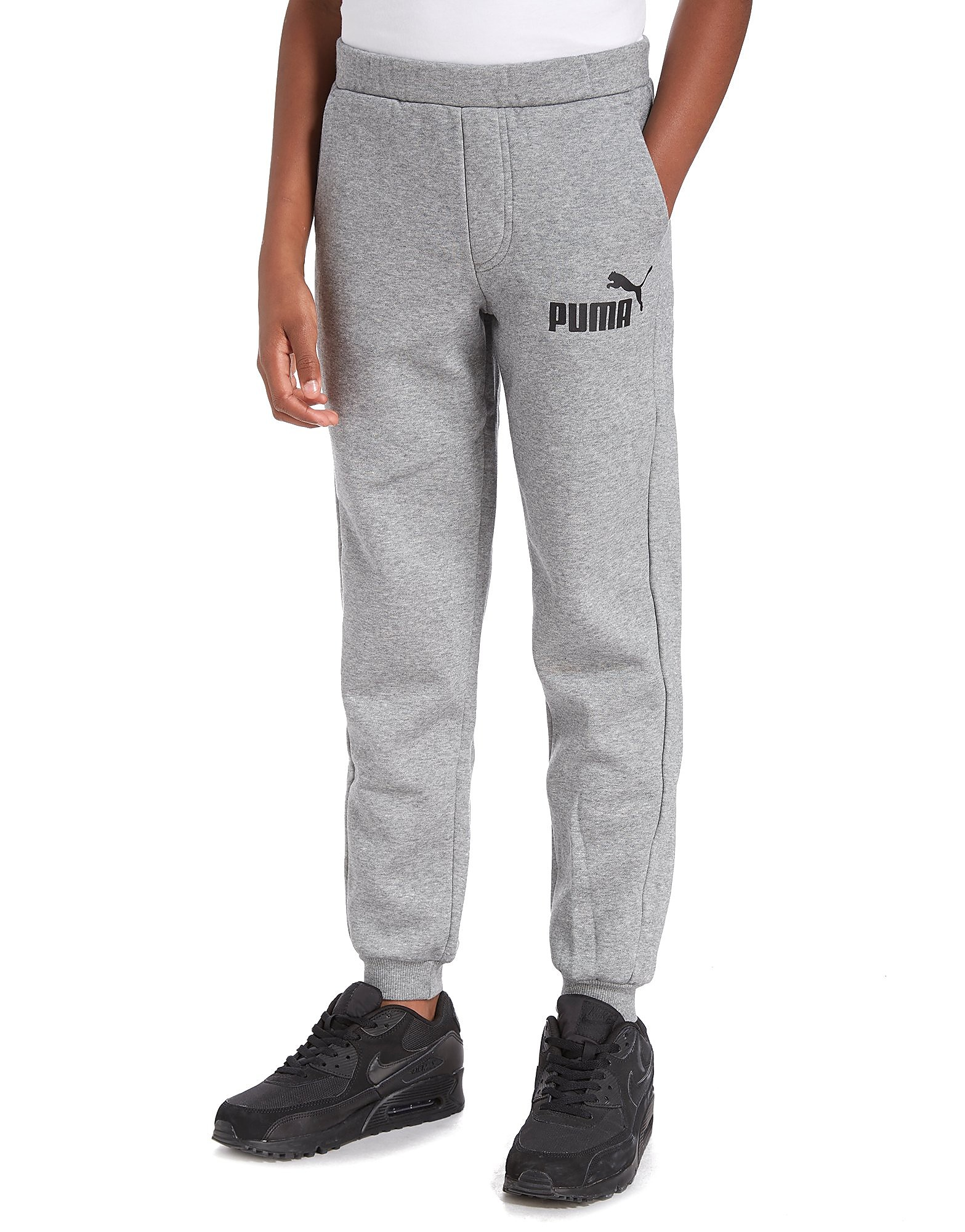 PUMA Core Logo Pants Junior
