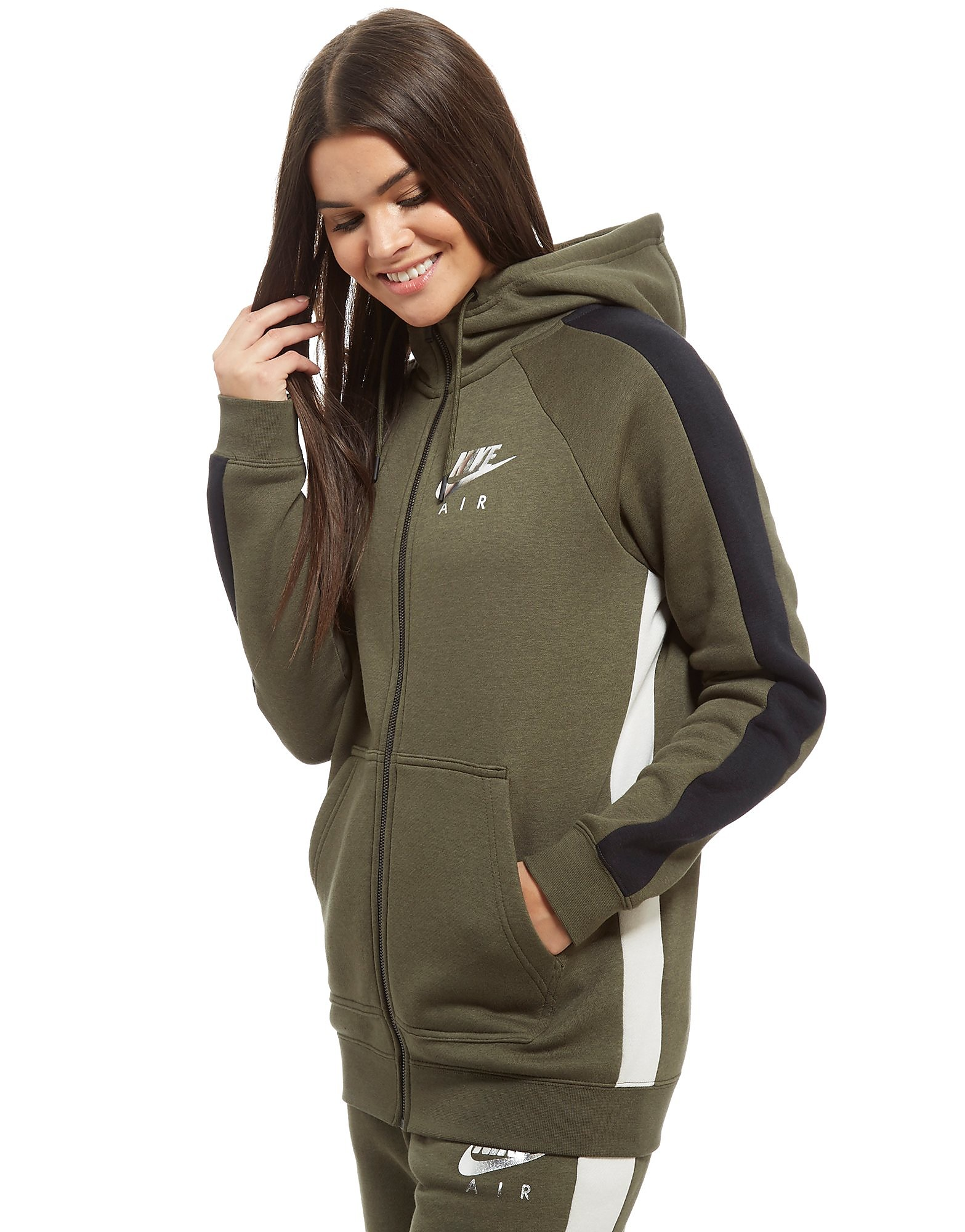 Nike Air Full Zip Hoodie Dames