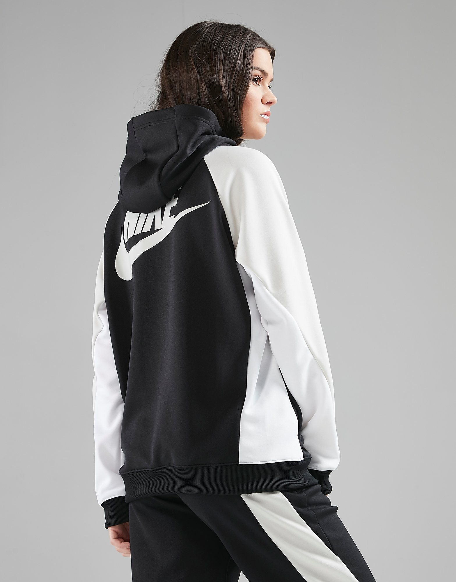 Nike Nike Polyknit Full Zip Sweat à capuche