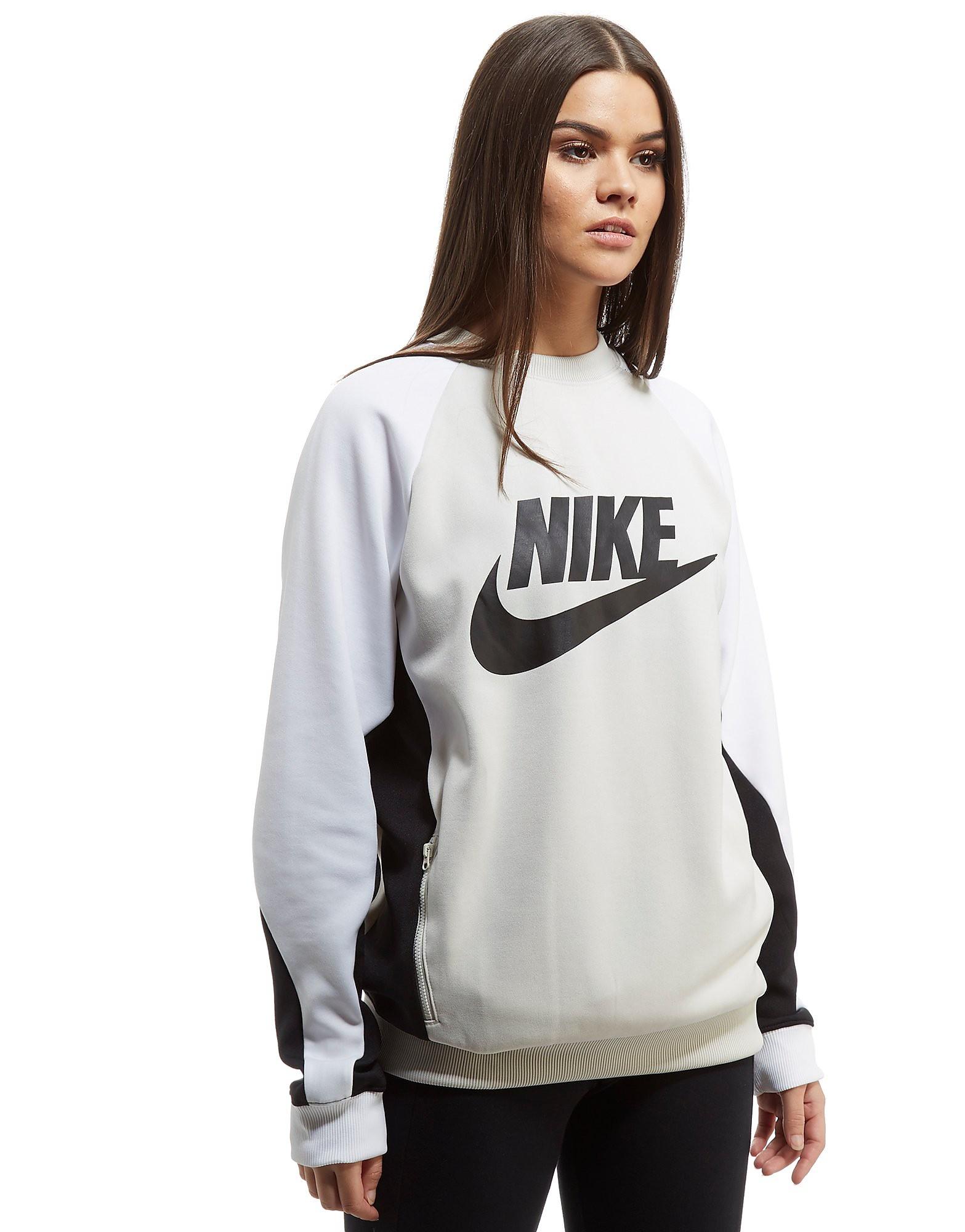 Nike Sweatshirt Poly Colour Block