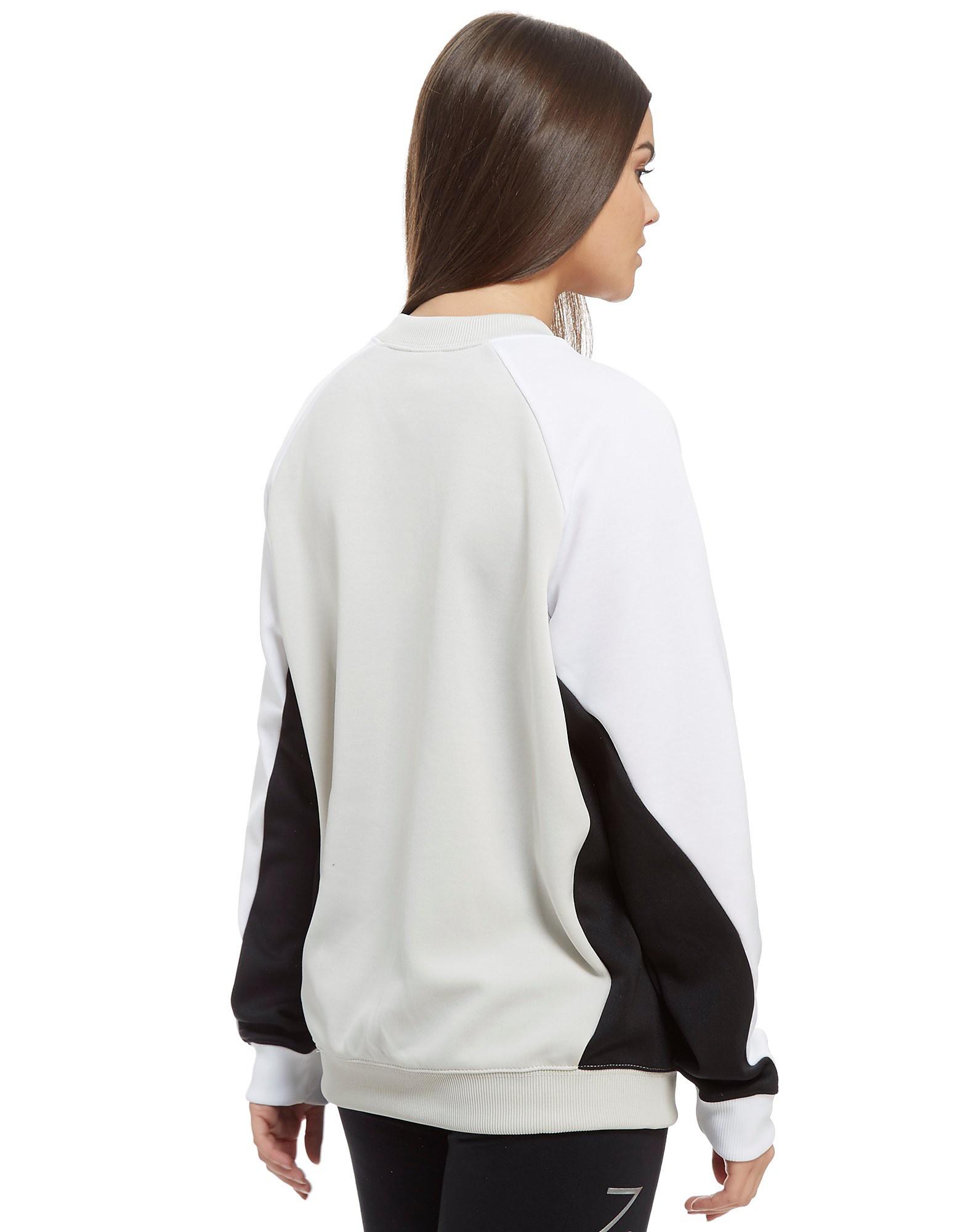 Nike Poly Colour Block Crew Sweater