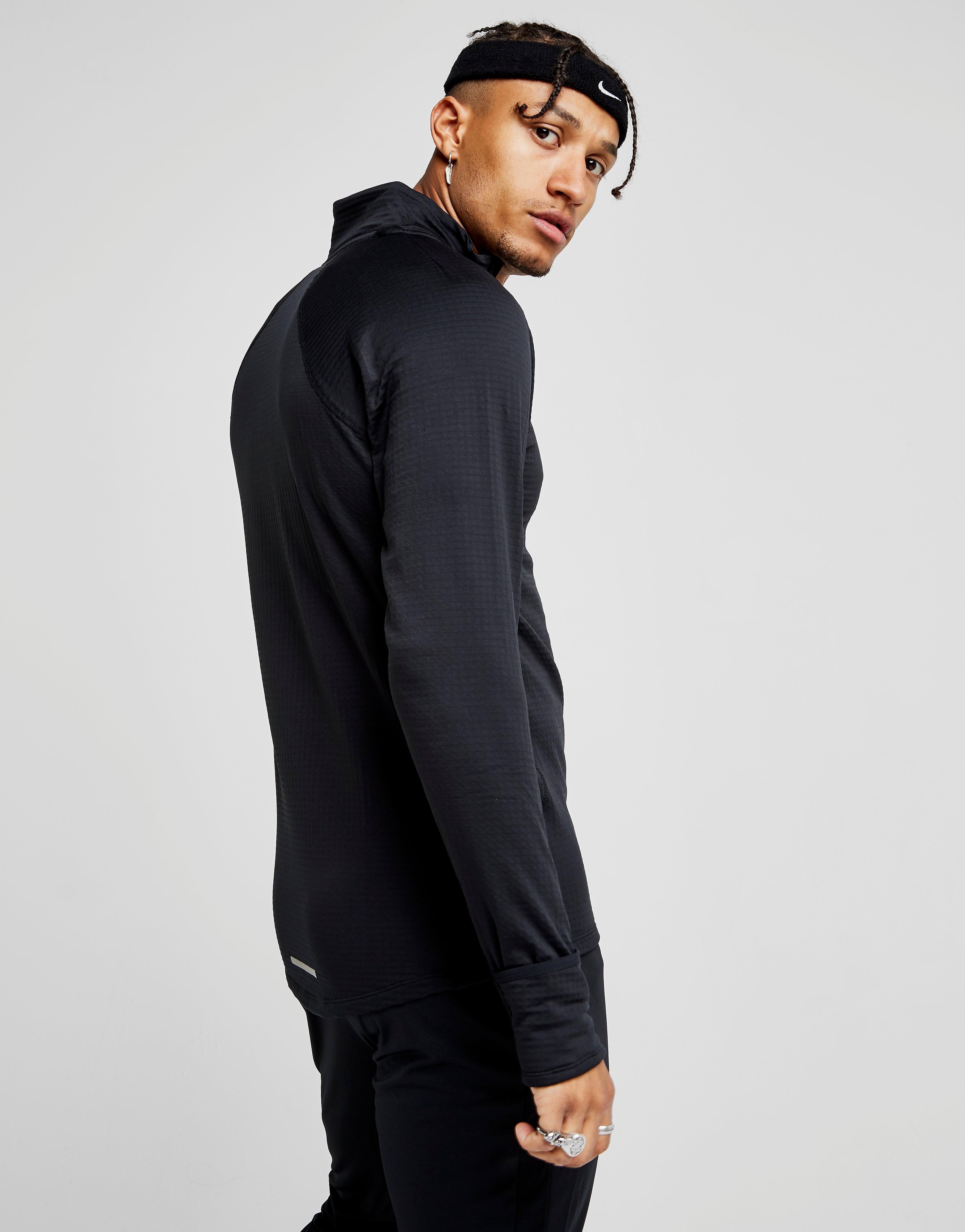 Nike Sphere Element Long Sleeve Running Top Heren