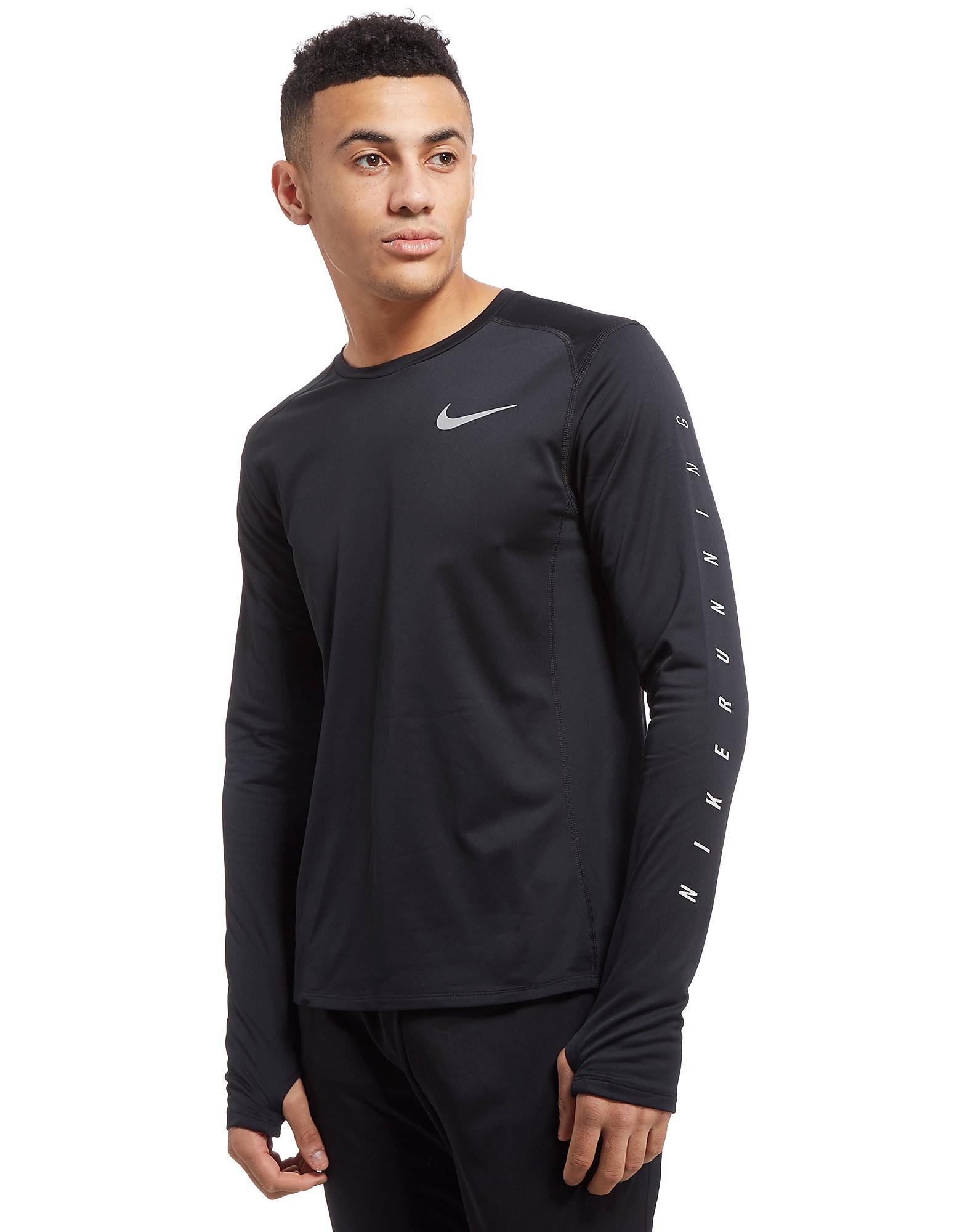 Nike Miler Flash Lauf-Top