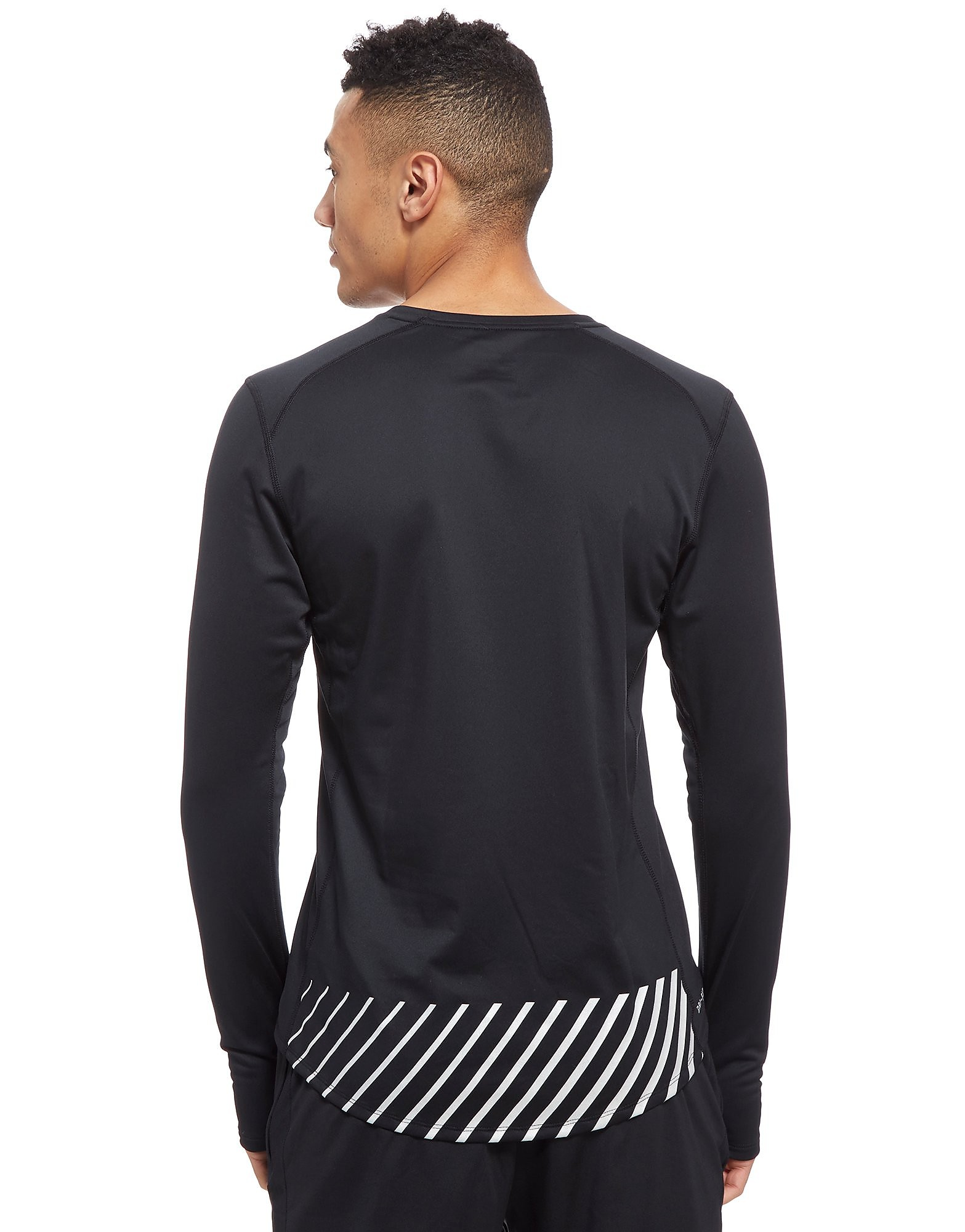 Nike Miler Flash Running Top Heren