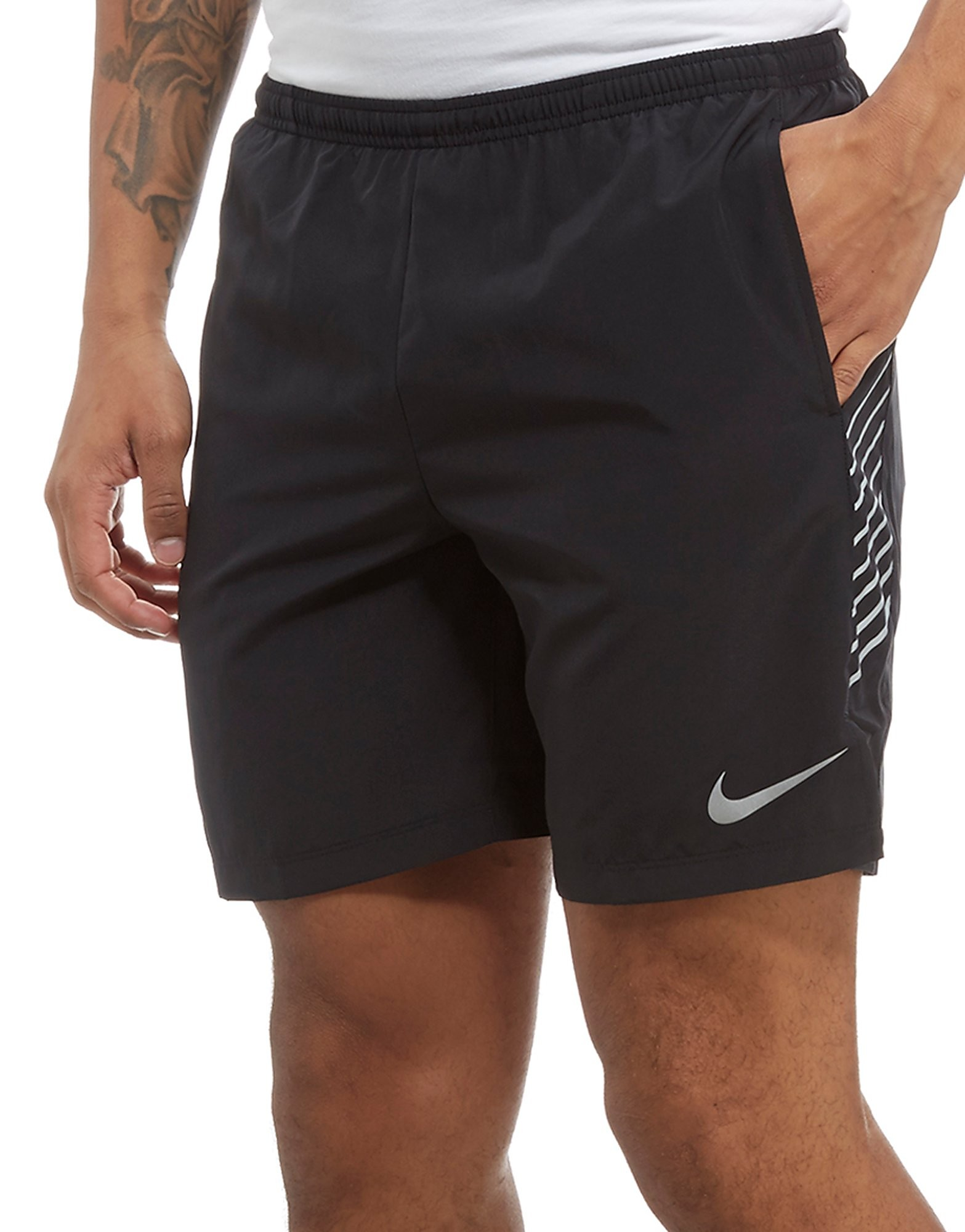 "Nike Challenger GPX 7"" Shorts"