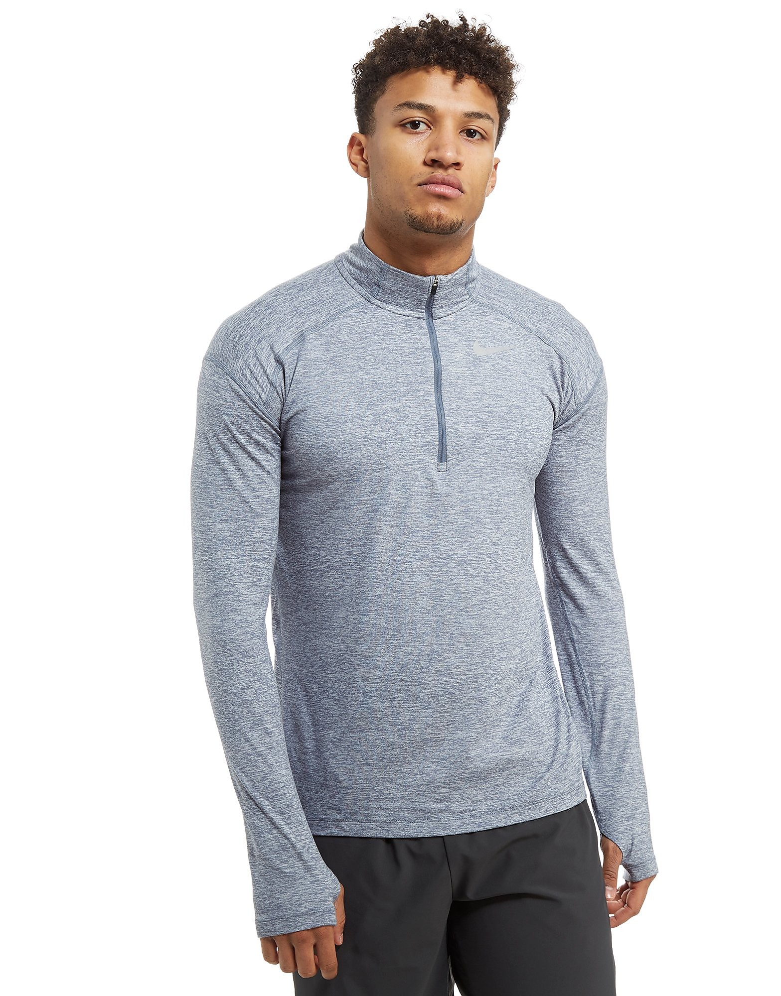 Nike Dry Element 1/2 Zip Running Top Heren