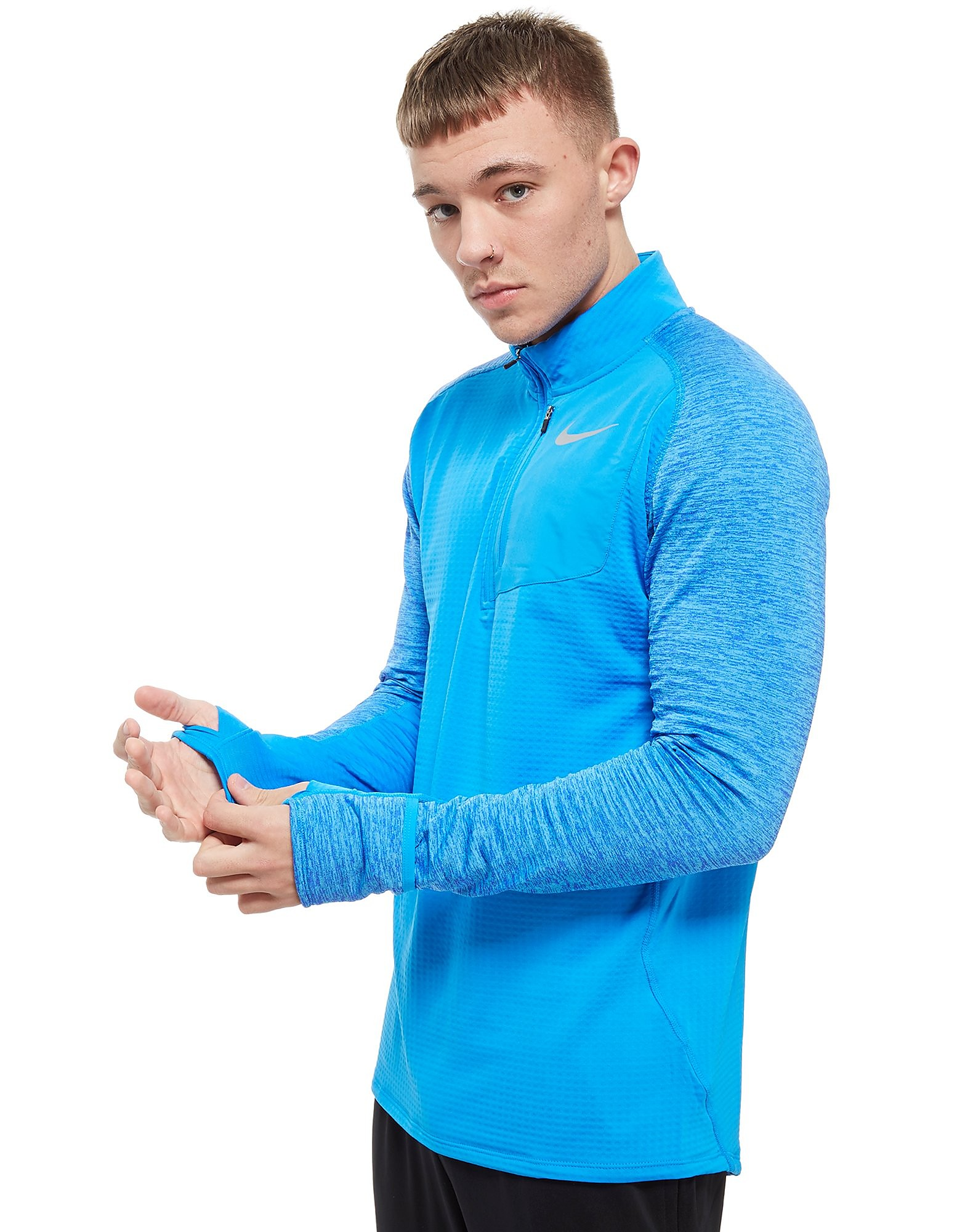 Nike Sphere Element Long Sleeve Running Top