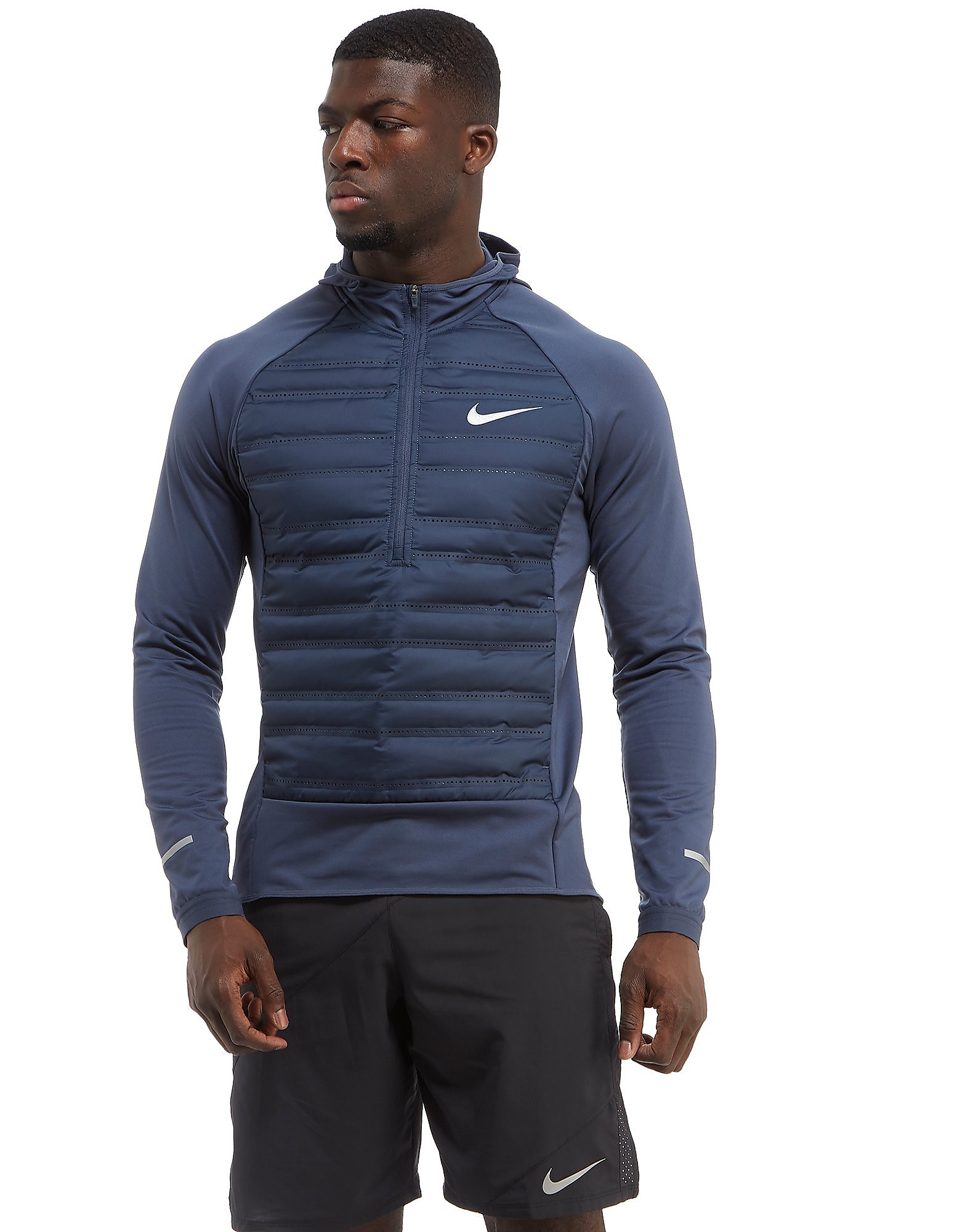 Nike Aloft Hybrid Hooded Jacket