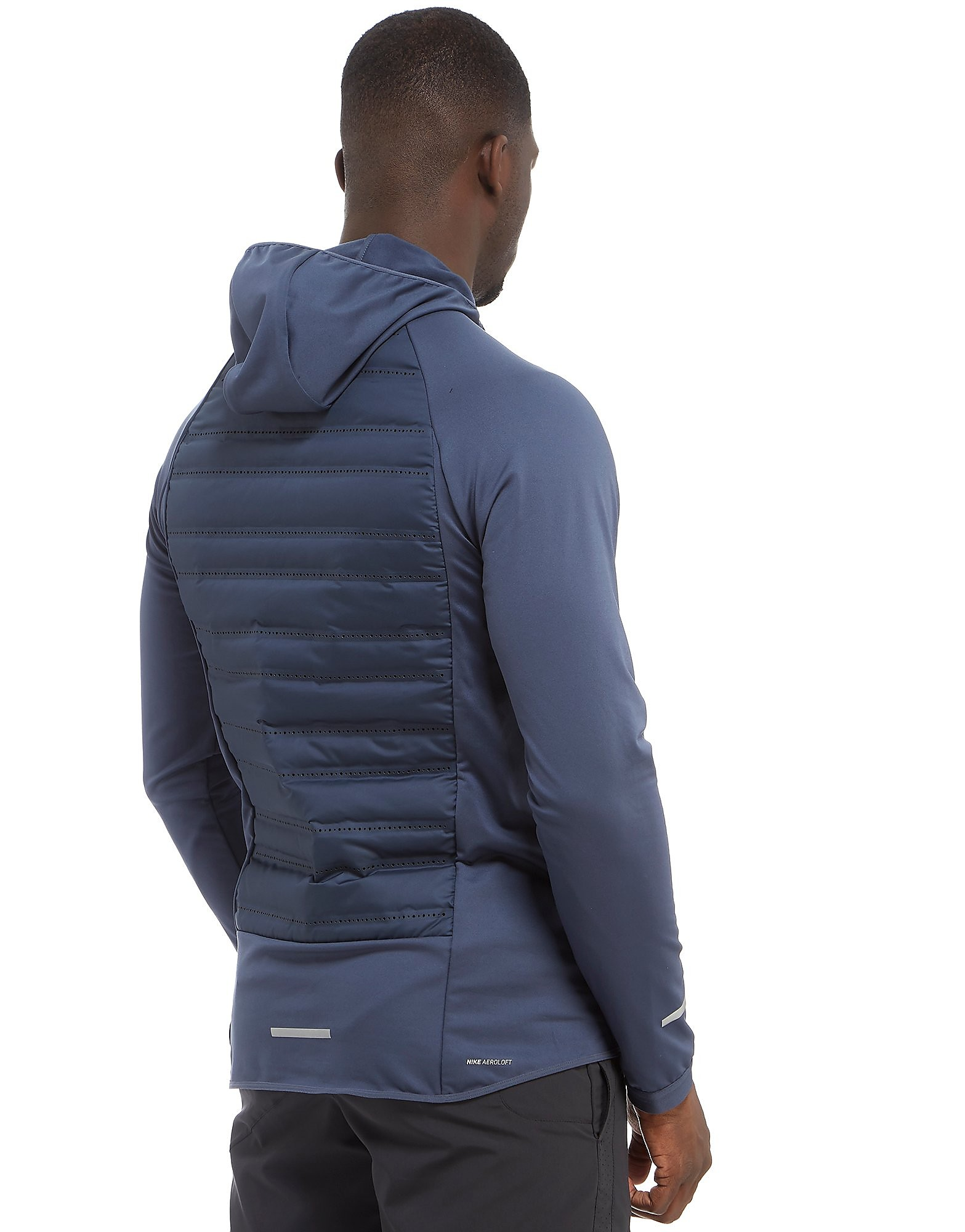 Nike Aloft Hybrid Hooded Jacket Heren