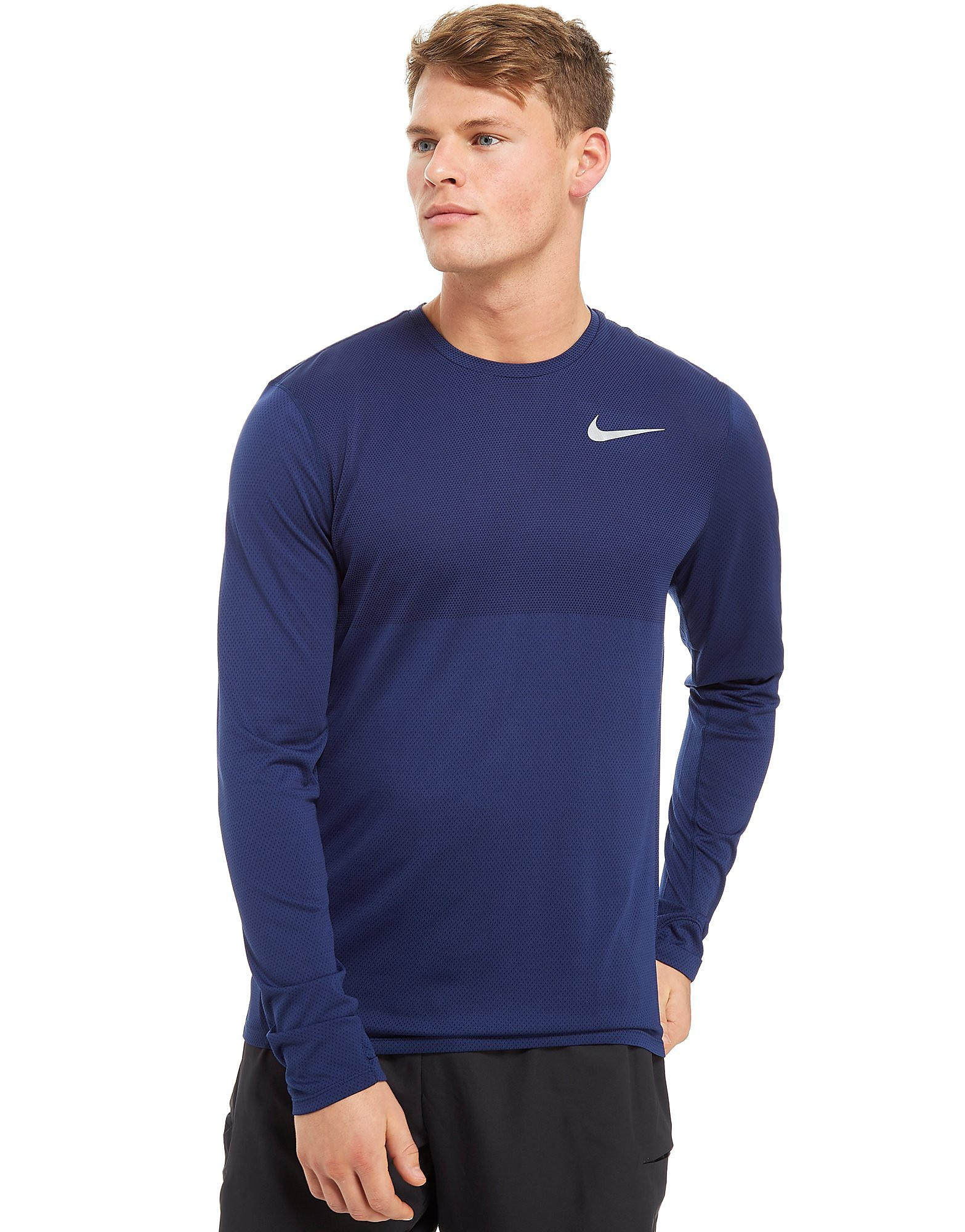 Nike Zonal Relay Long Sleeve Top