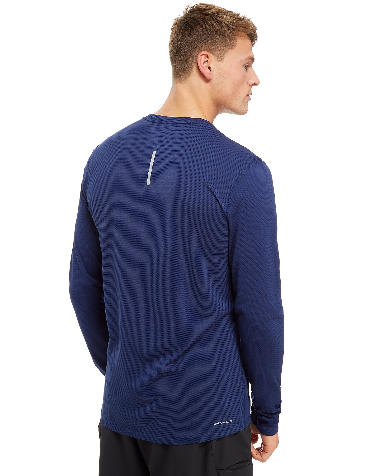Nike Zonal Relay Long Sleeve Top Heren