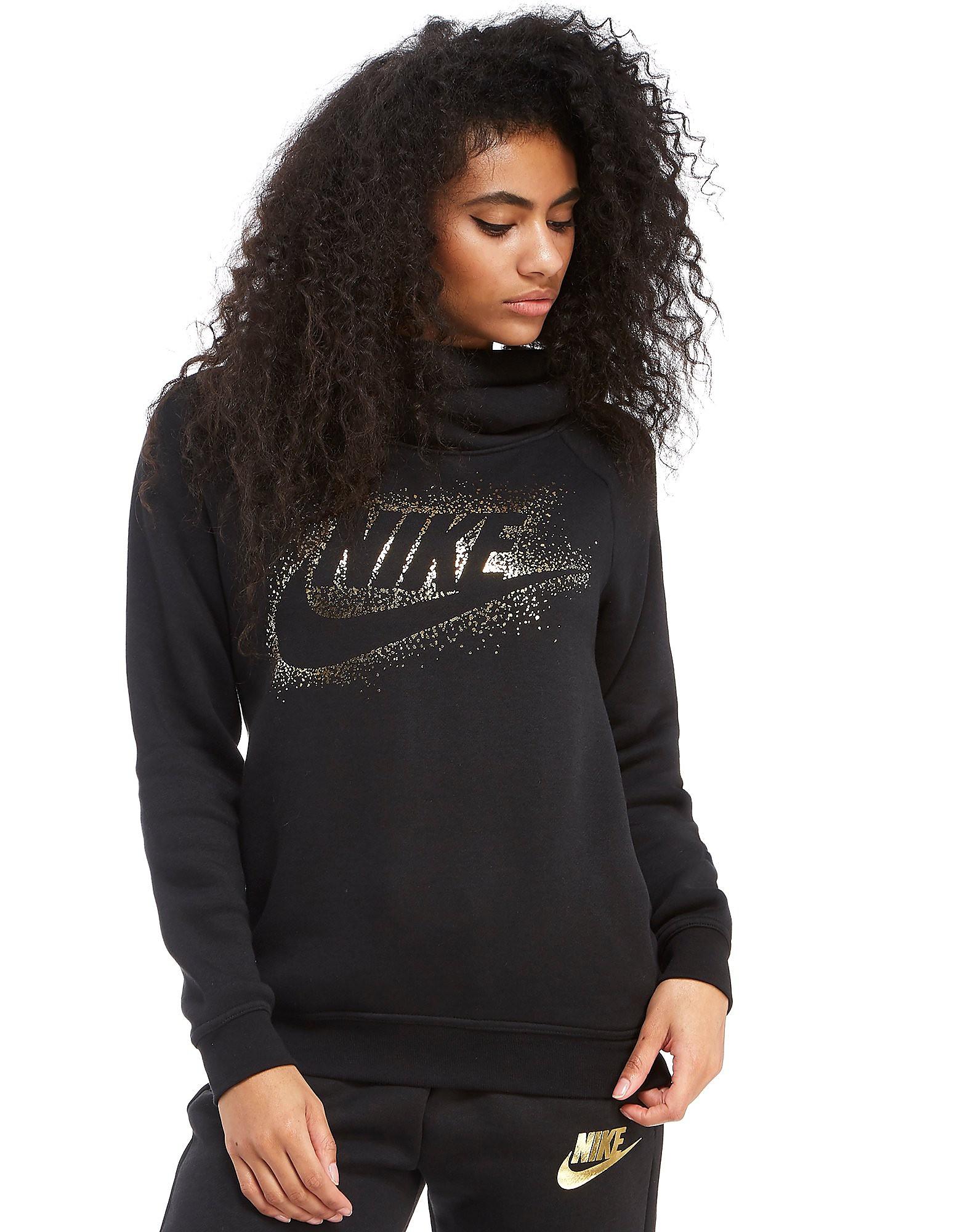 Nike Metallic Overhead Hoodie