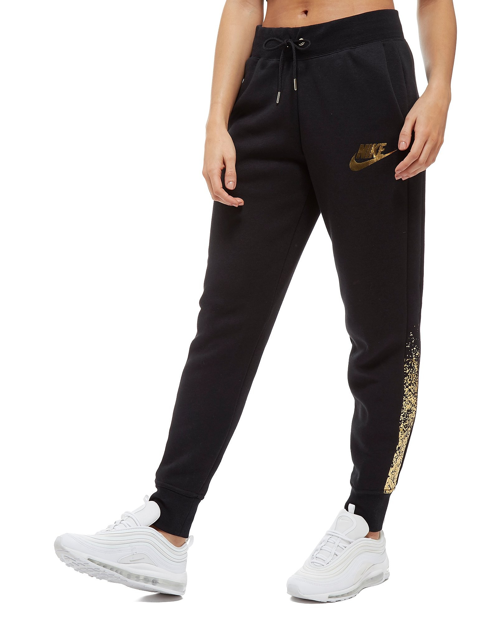 Nike Metallic Fleece Pants