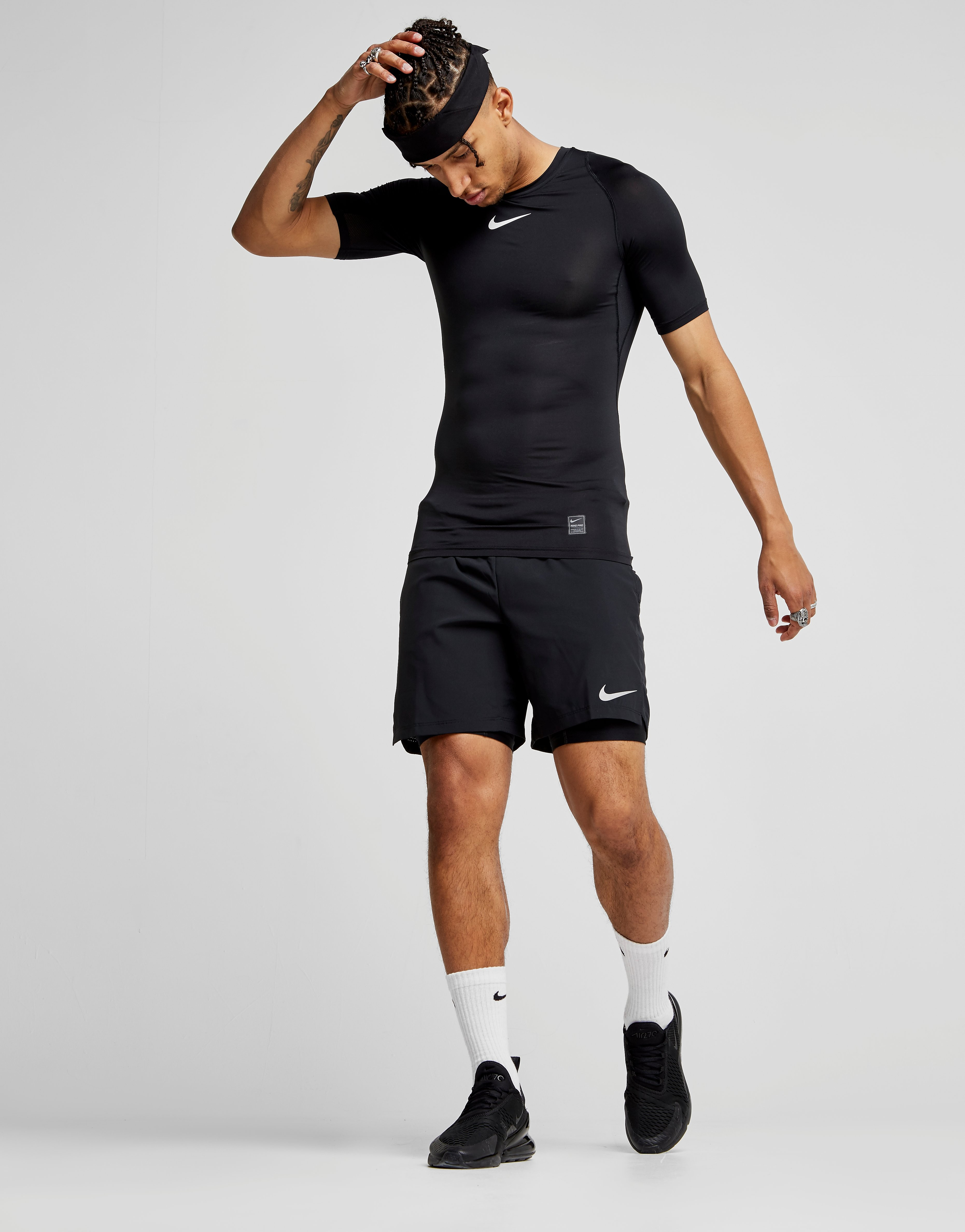 Nike Challenger 2 in 1 Shorts