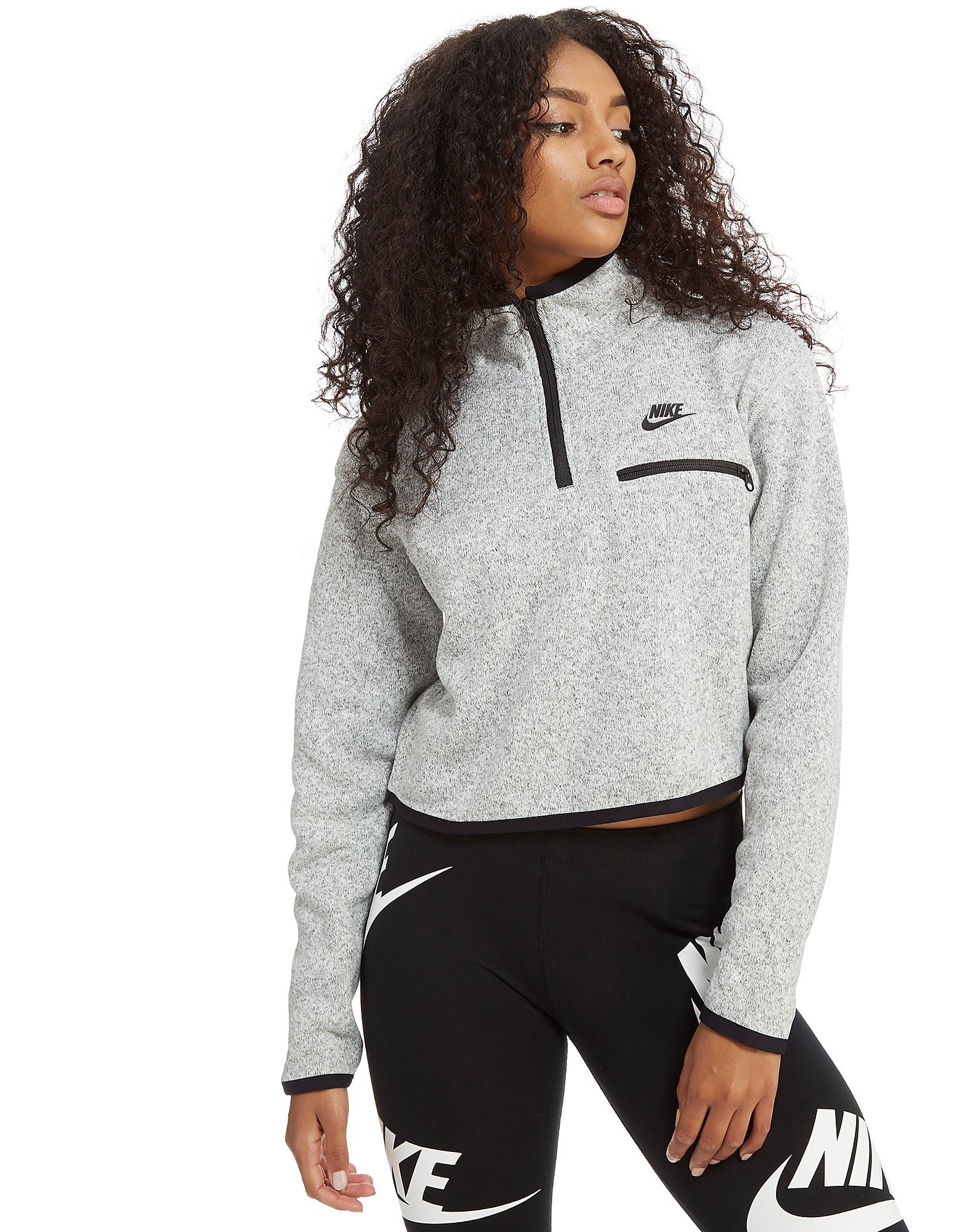 Nike Summit Langarm Sweatshirt