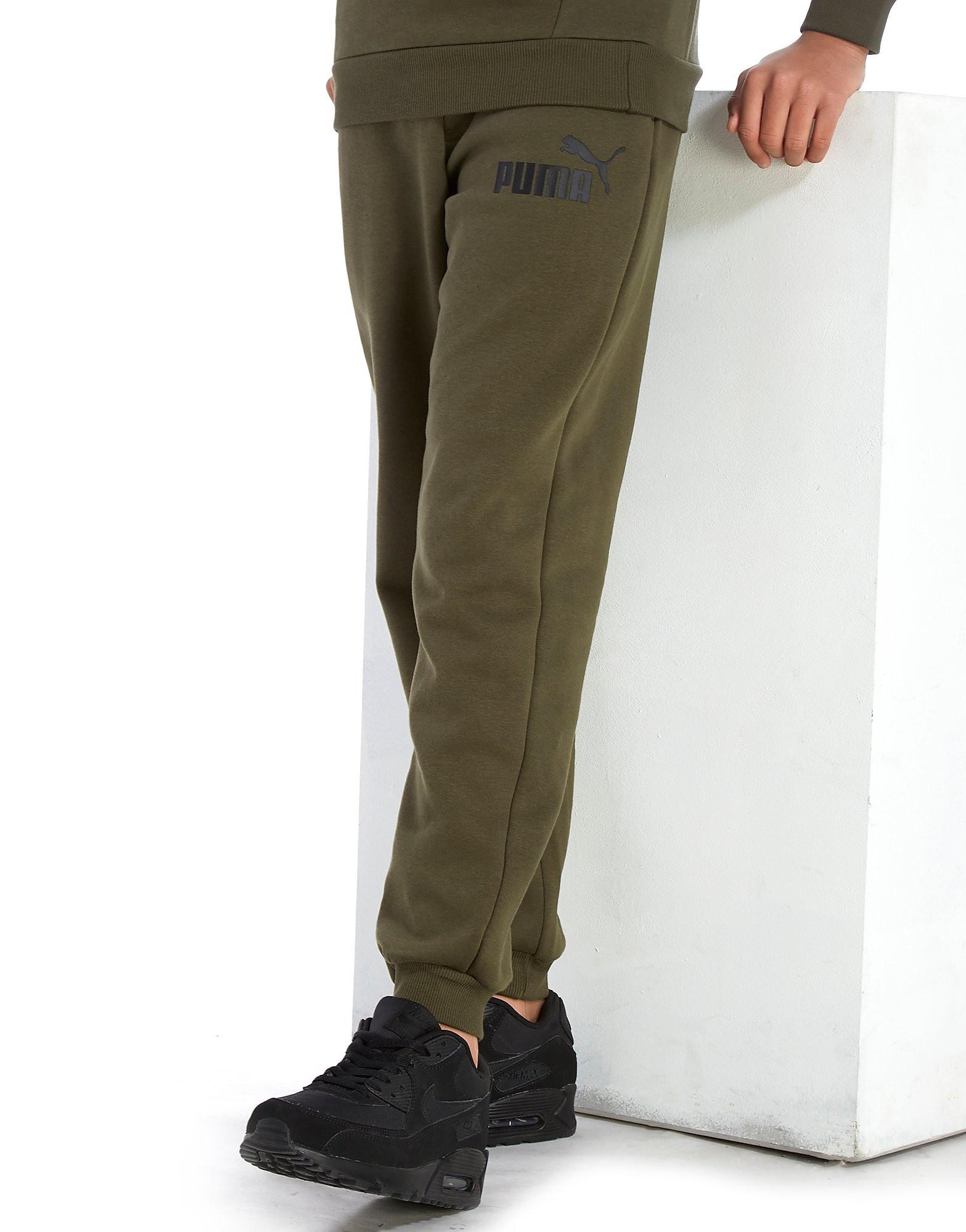 PUMA Core Logo Pants Junior