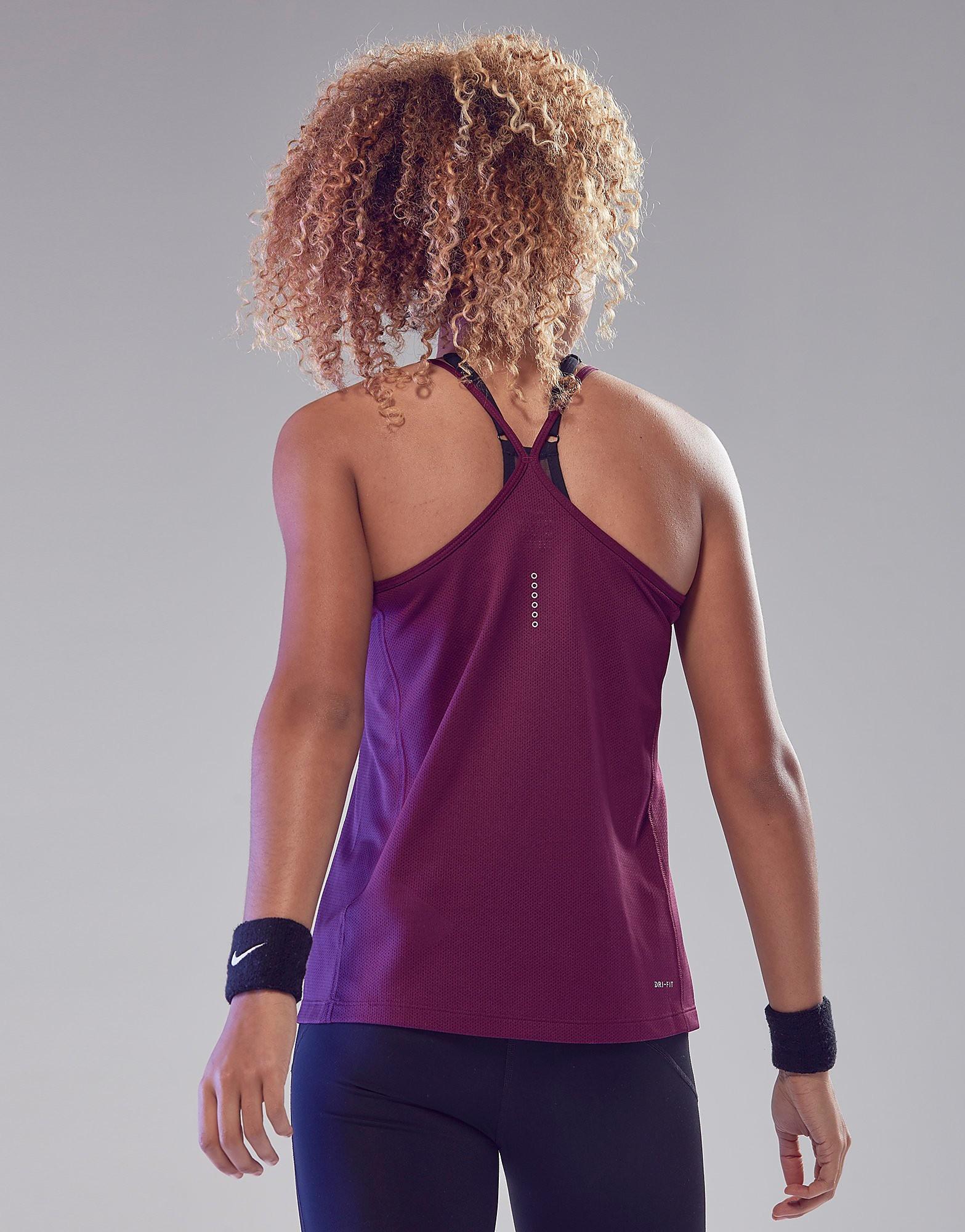 Nike Swoosh Running Tank Dames