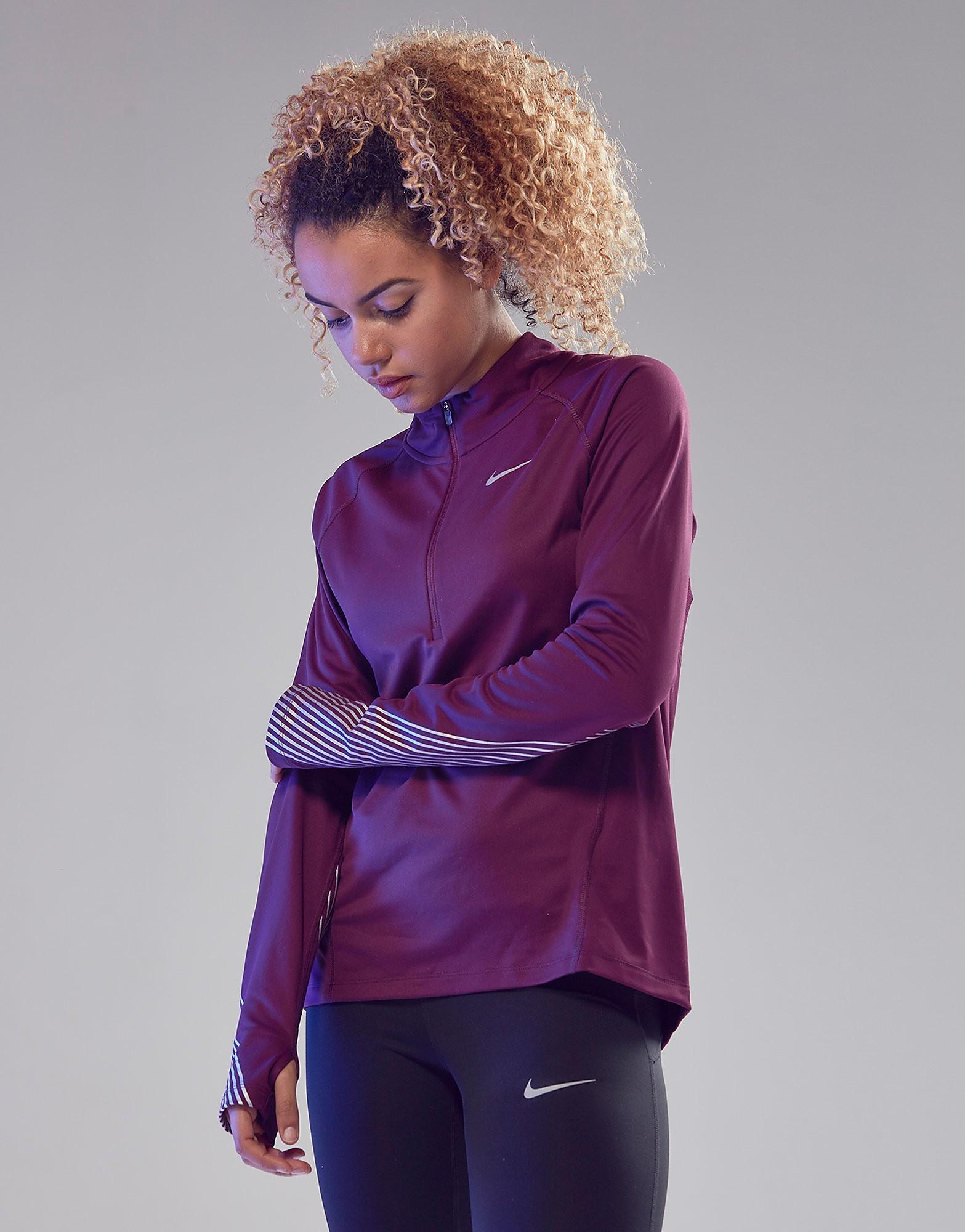 Nike Flash Half Zip Running Top