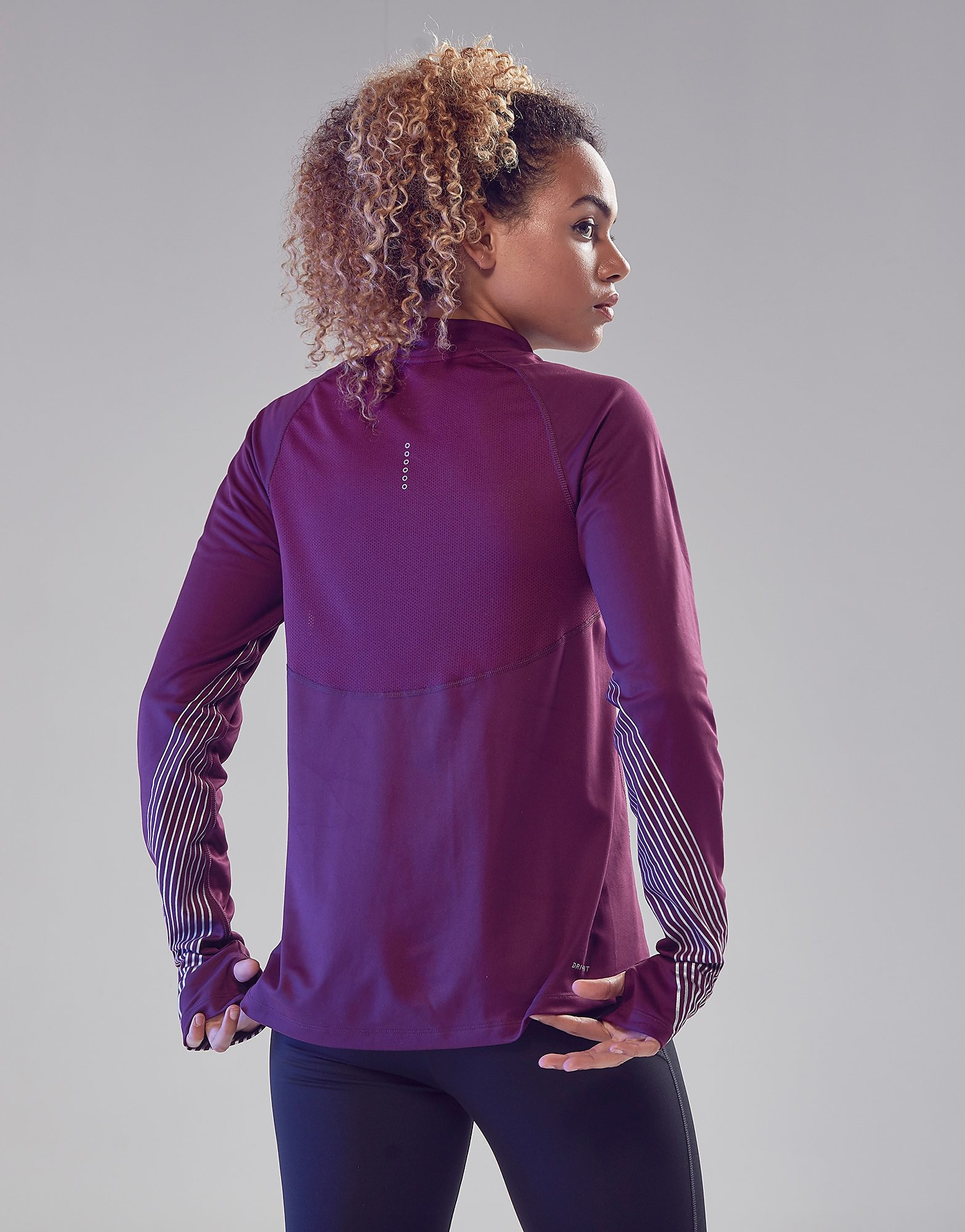 Nike Flash 1/2 Zip Running Top