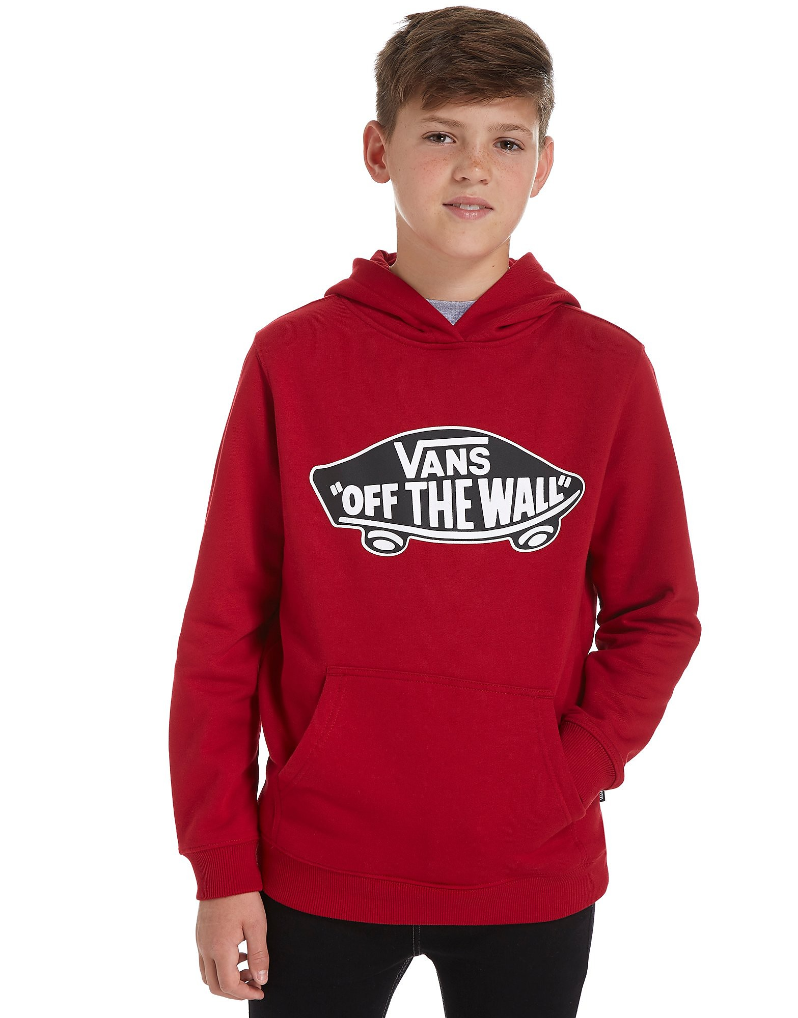 Vans Off The Wall Hoody Junior