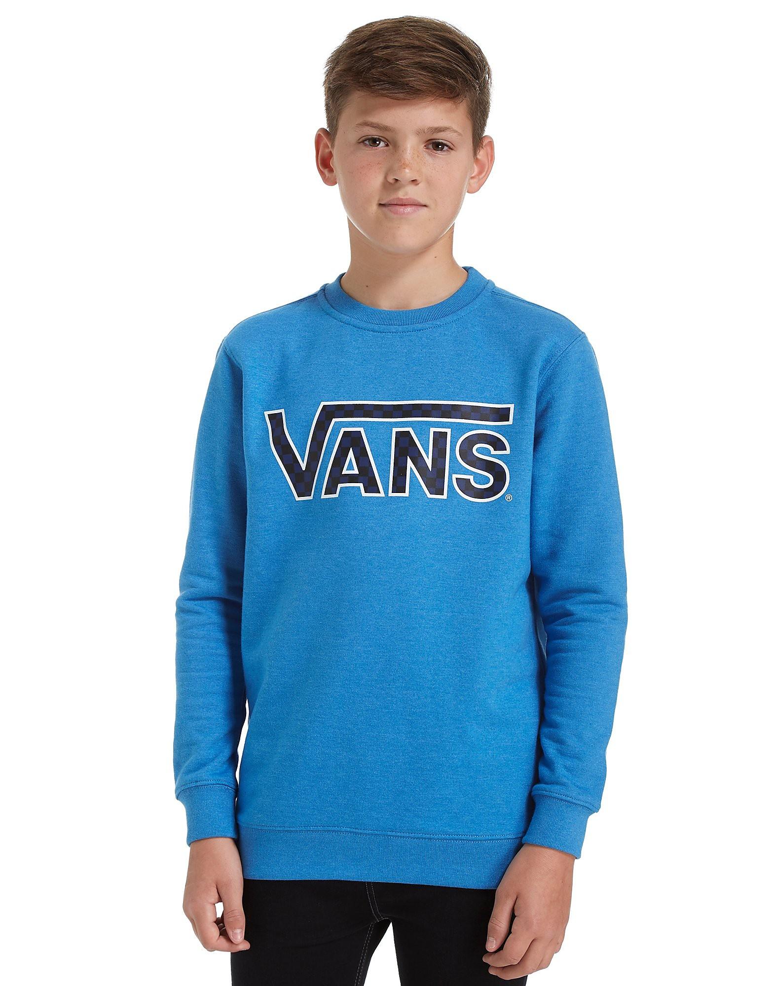 Vans Classic Checked Crew Sweatshirt