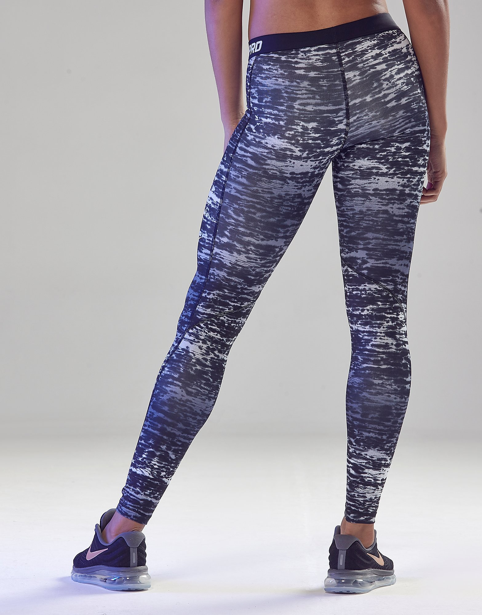 Nike Pro Ink Stripe Tights