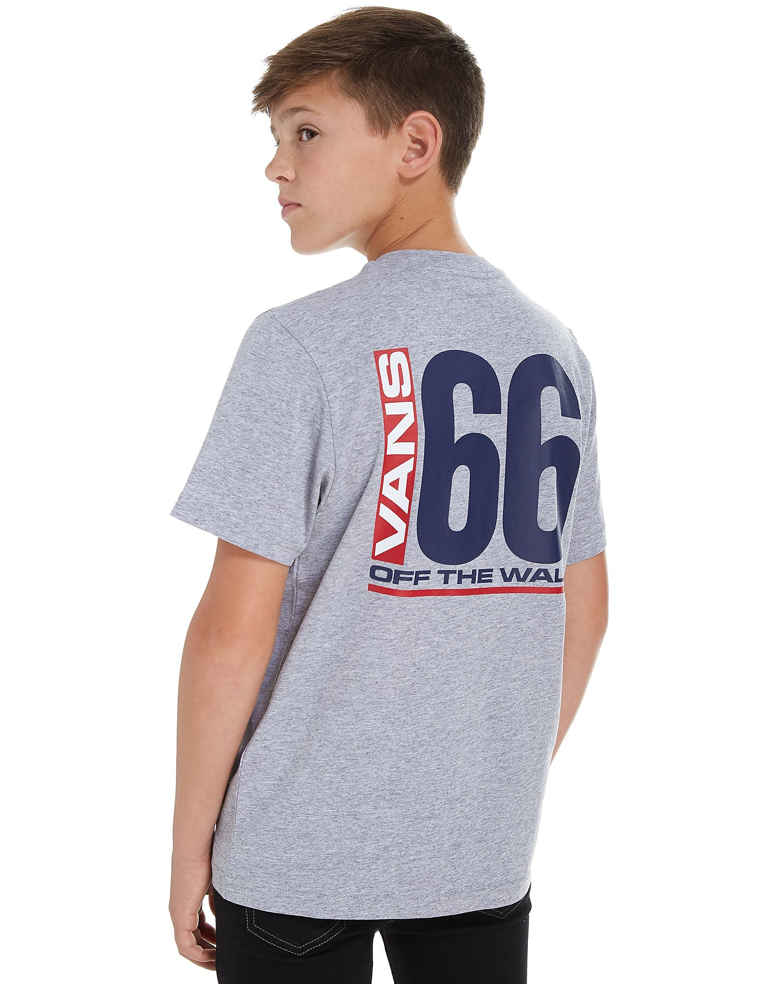 Vans Back Graphic T-Shirt Junior