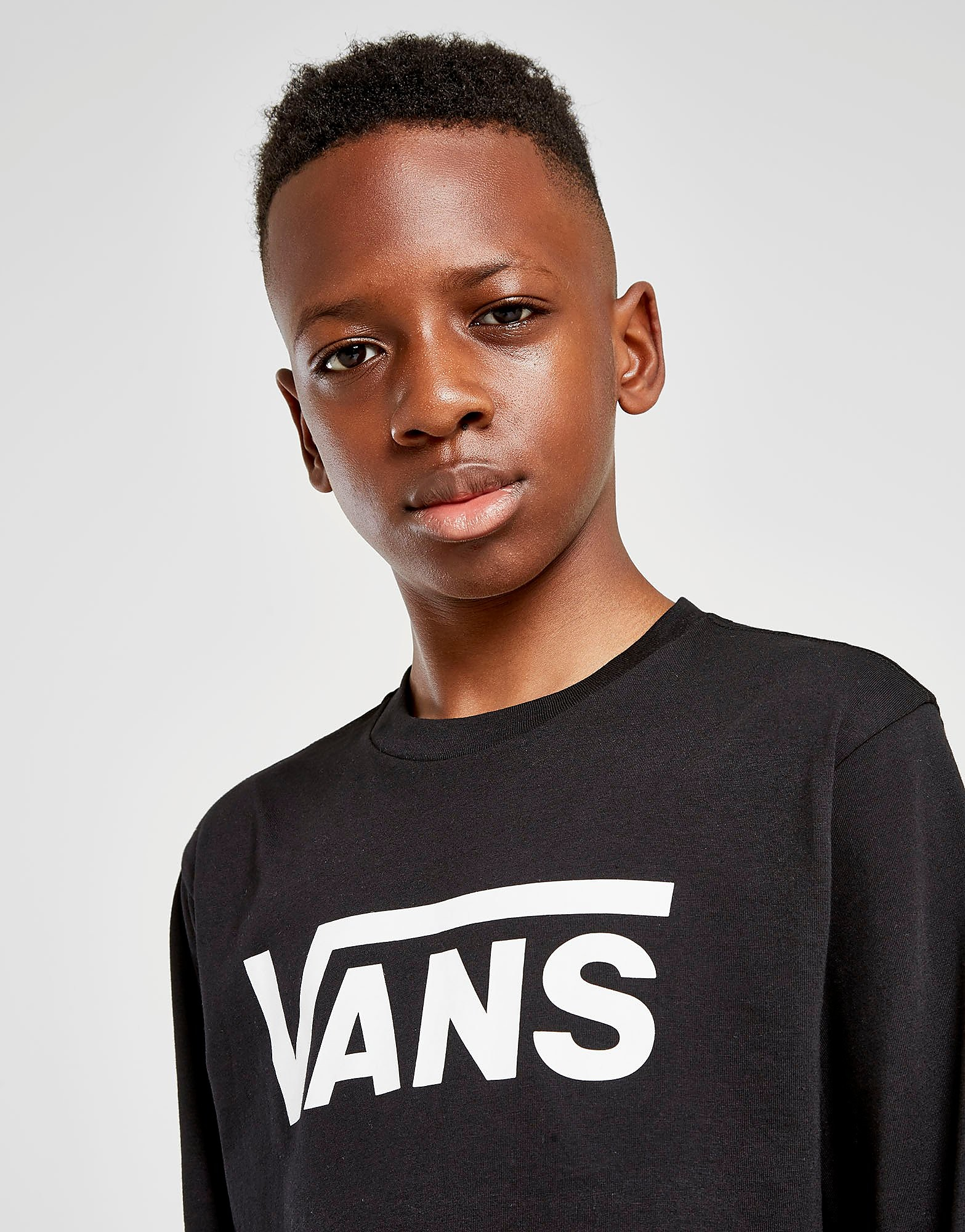 Vans camiseta Classic Long Sleeved júnior