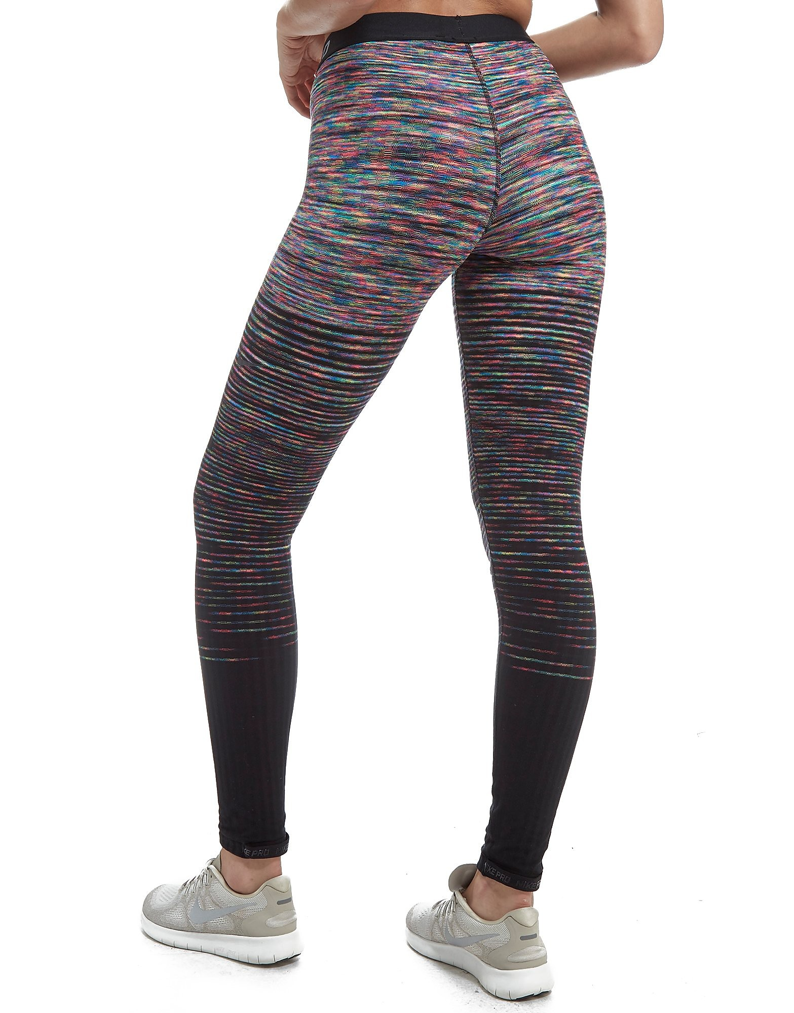 Nike Pro HyperWarm Stripe Training Tights