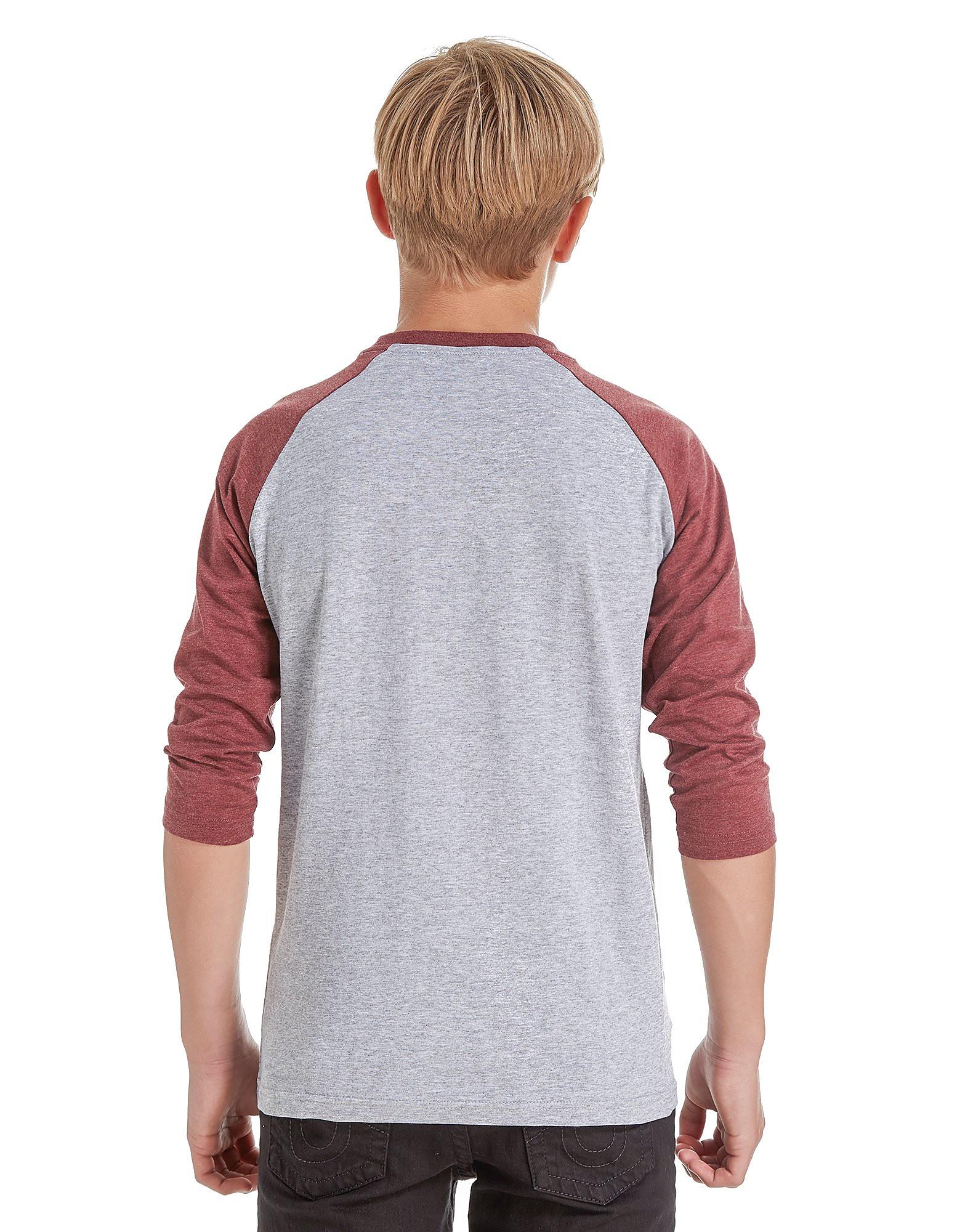 Vans camiseta Classic Raglan Sleeve júnior