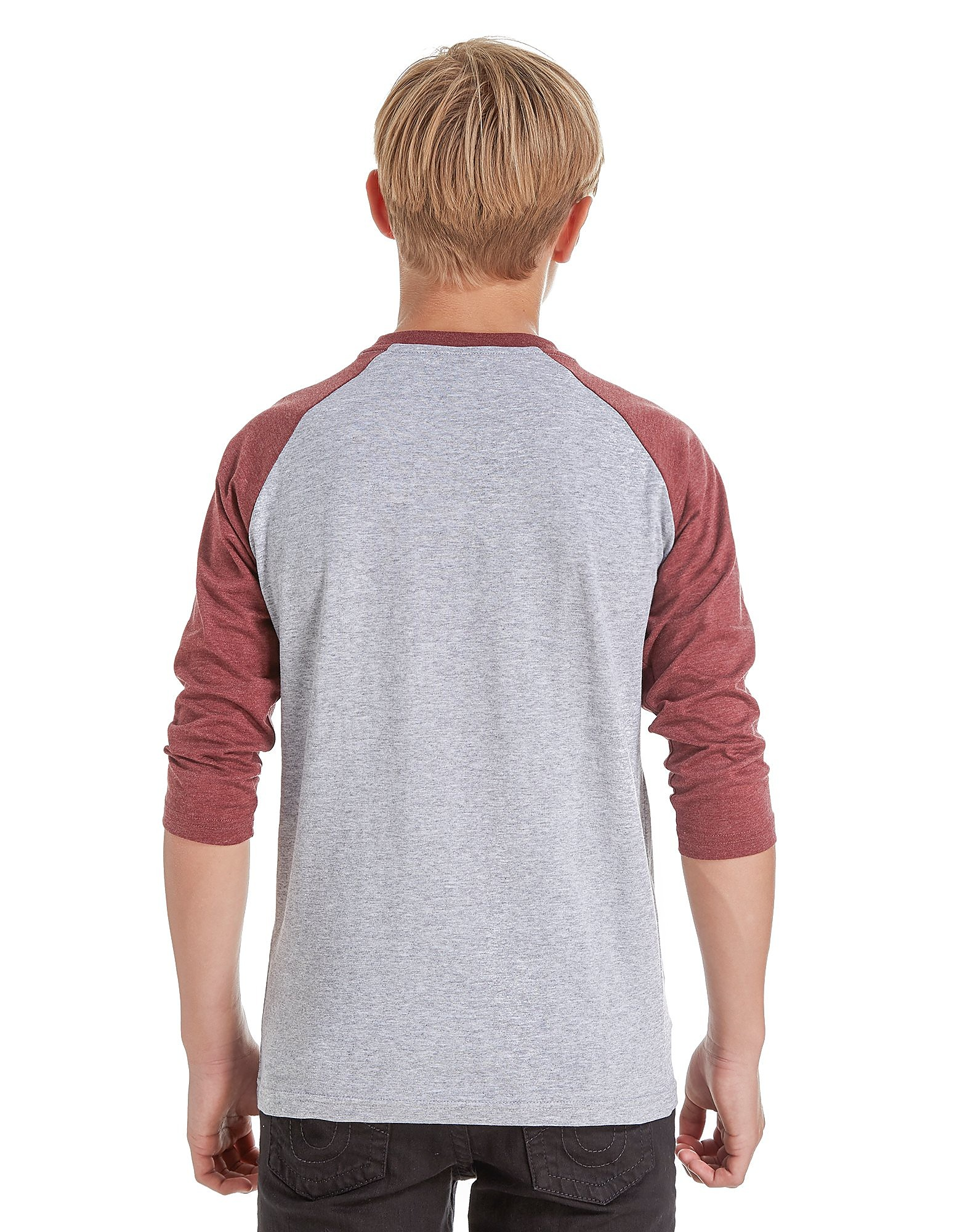 Vans Classic Raglan Sleeve T-Shirt Junior