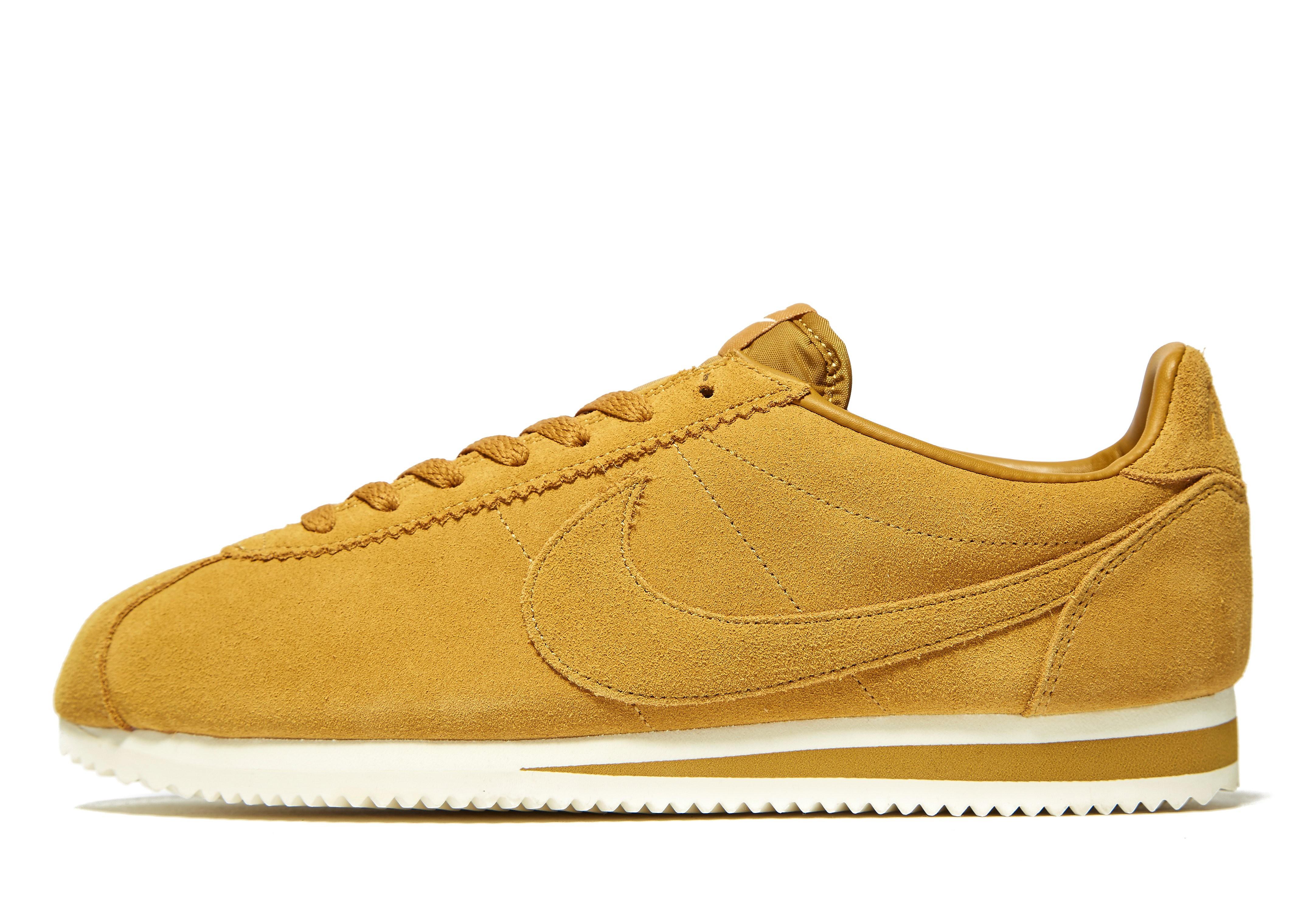 Nike Cortez Suede Beige