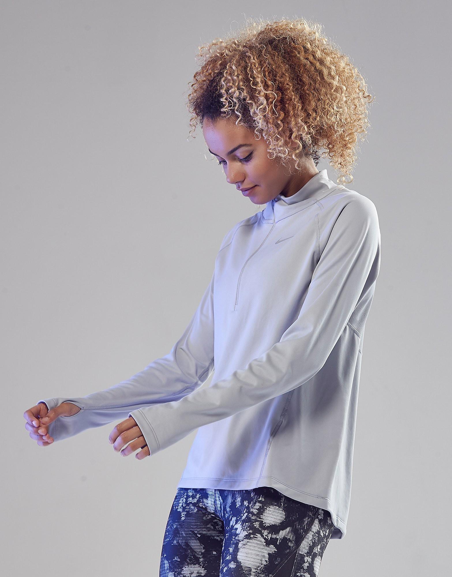 Nike camiseta Core Half Zip Running